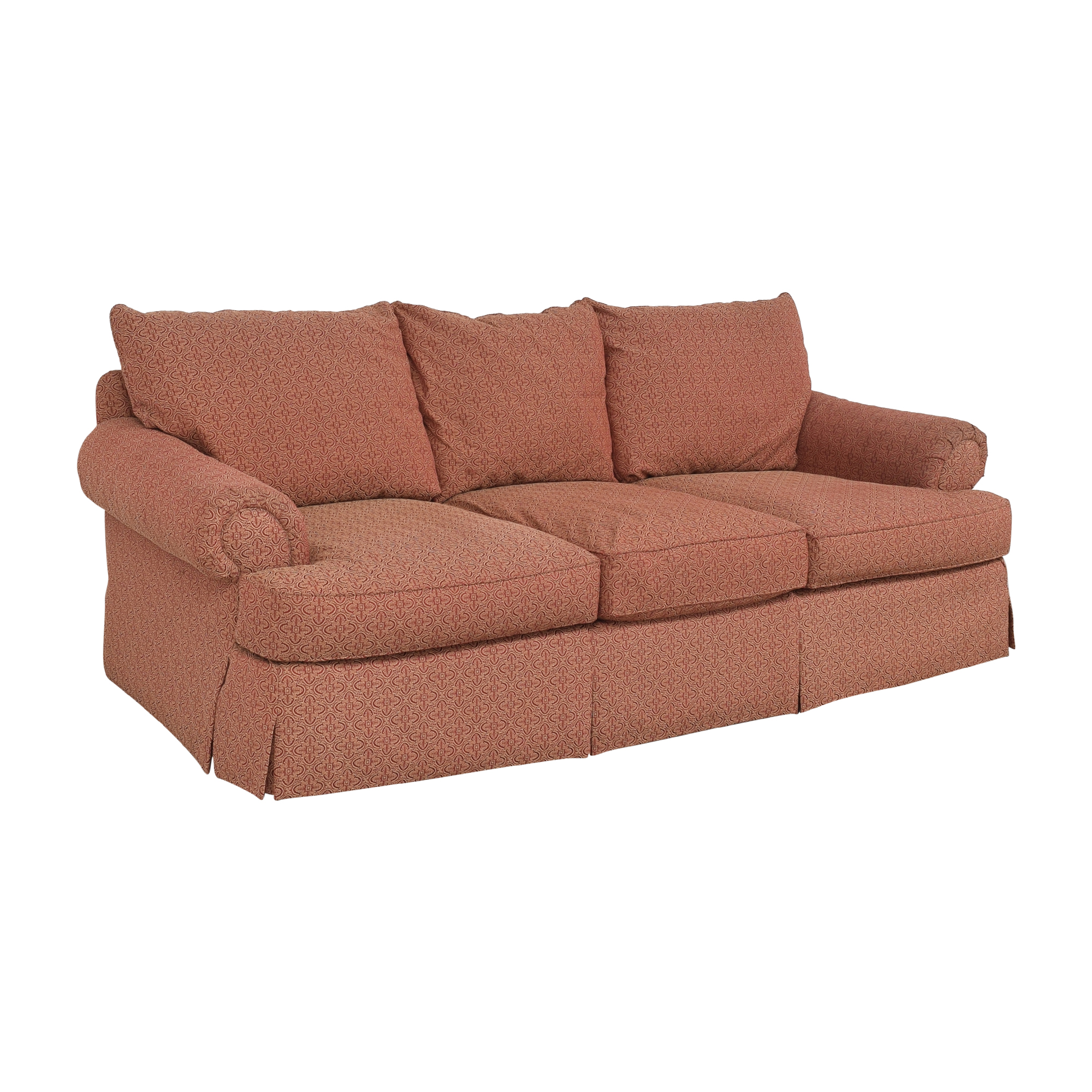 buy Thomasville Three Cushion Sofa  Thomasville