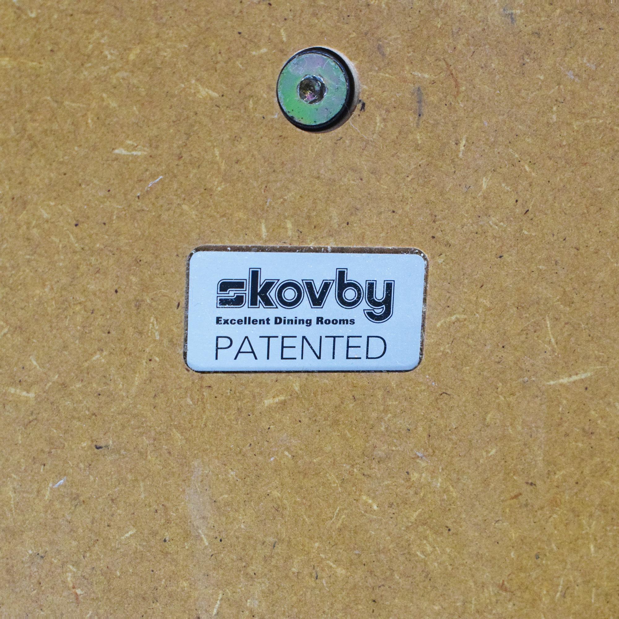 Skovby Skovby SM 32 Dining Table on sale
