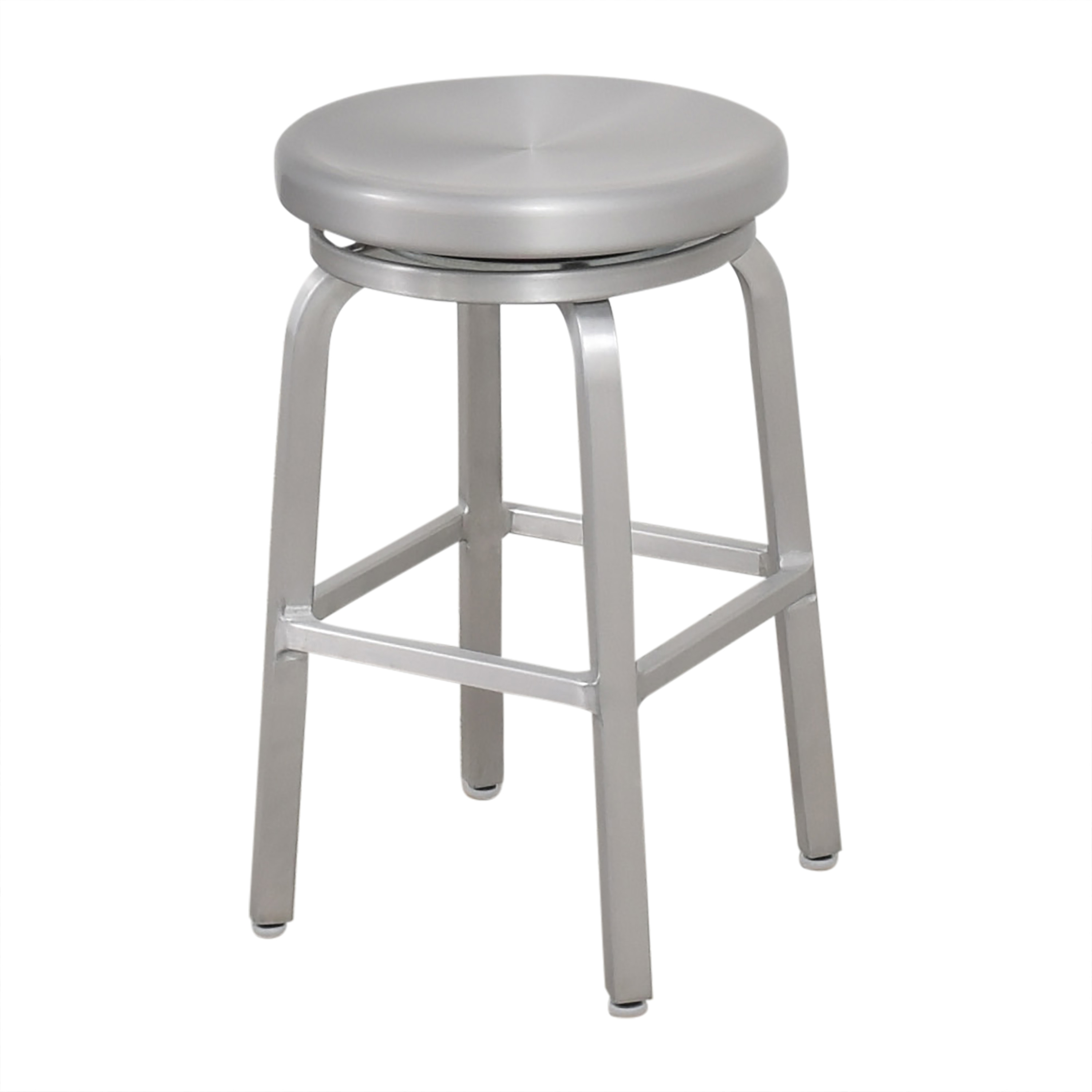 buy Crate & Barrel Spin Swivel Backless Counter Stools Crate & Barrel Stools