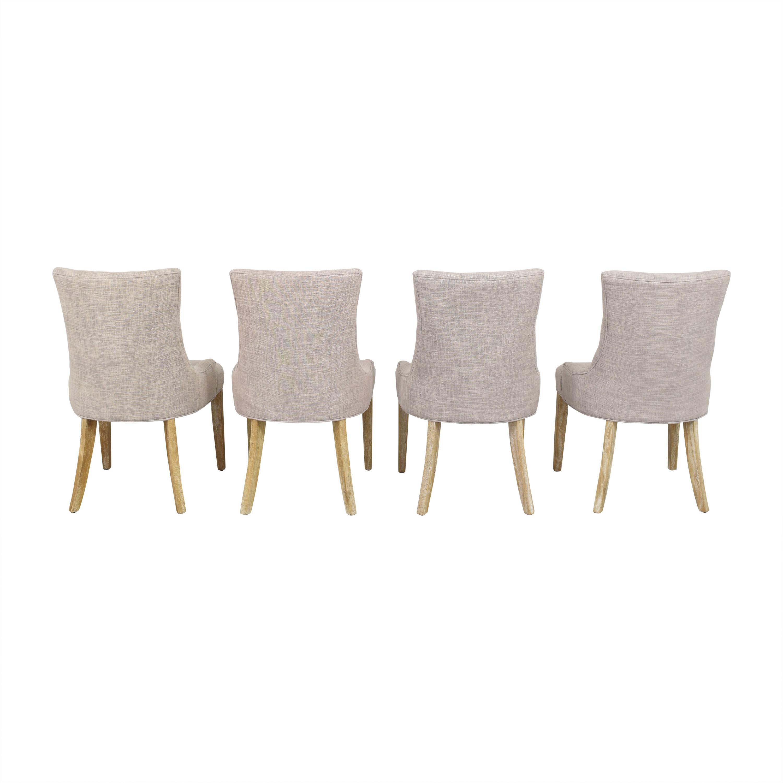 Safavieh Safavieh Alexia Dining Chairs used