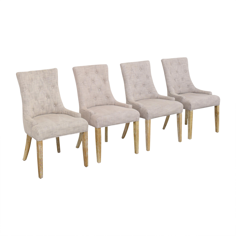 Safavieh Safavieh Alexia Dining Chairs ma