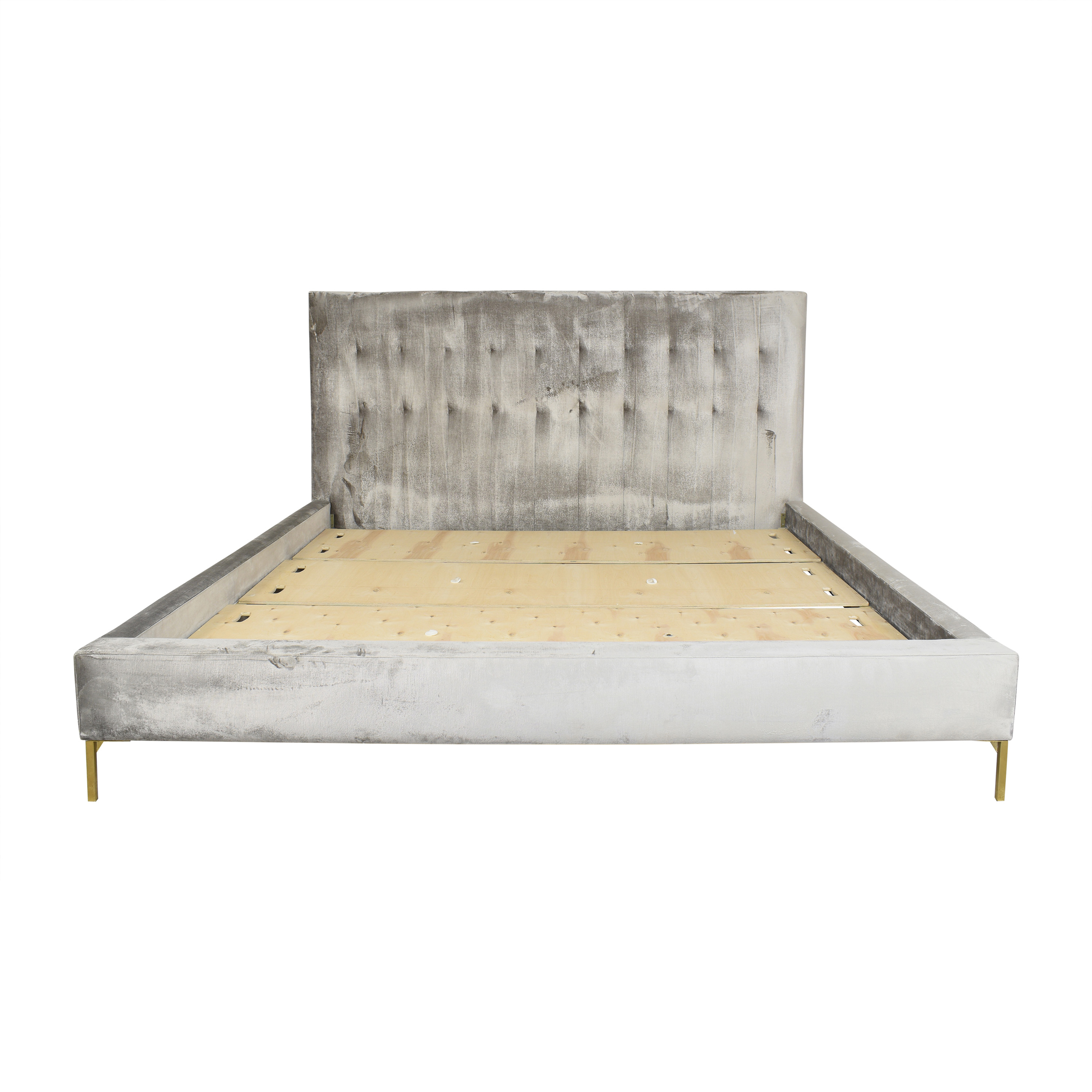 buy ABC Carpet & Home Tufted King Bed ABC Carpet & Home Beds