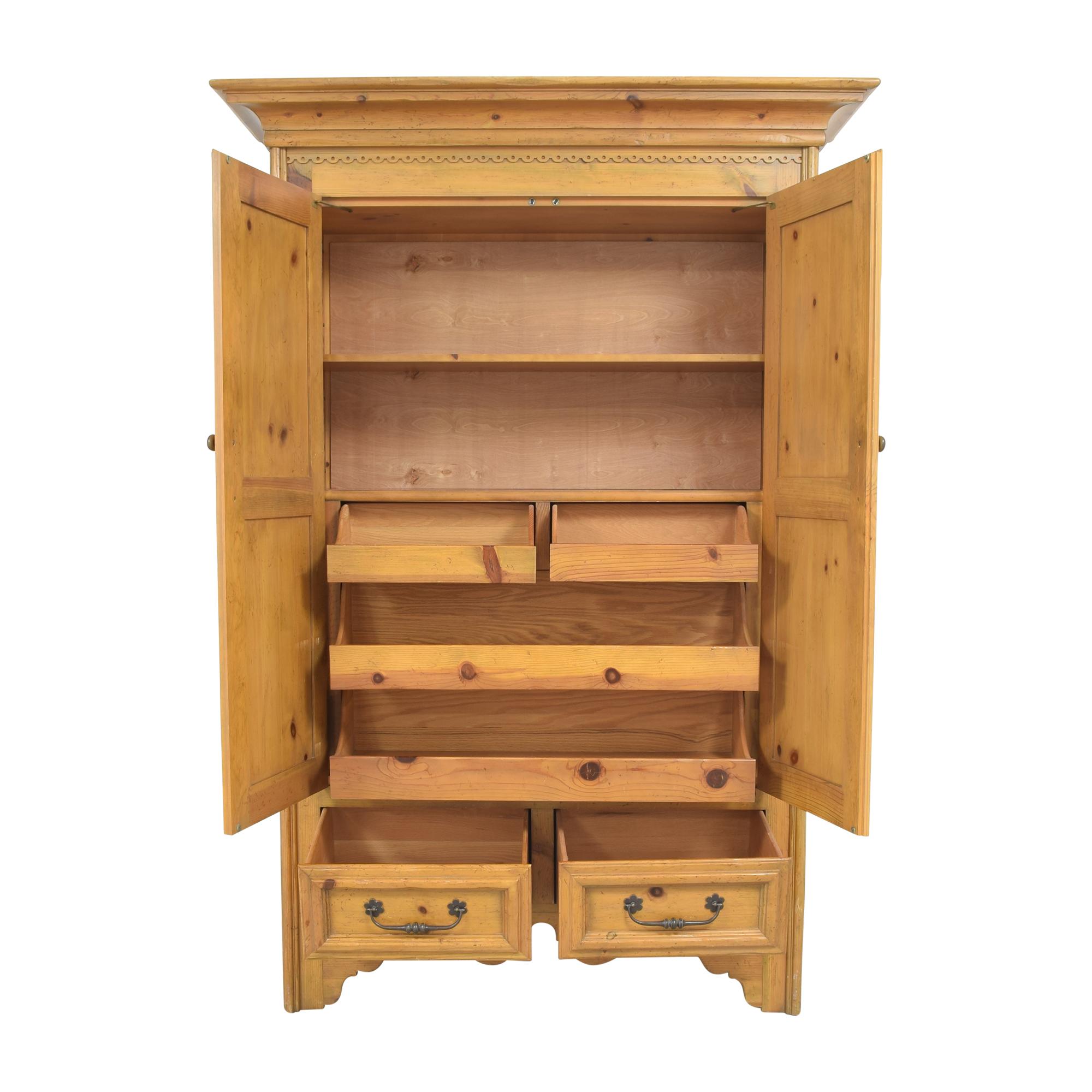 Baker Furniture Milling Road for Baker Furniture Armoire on sale