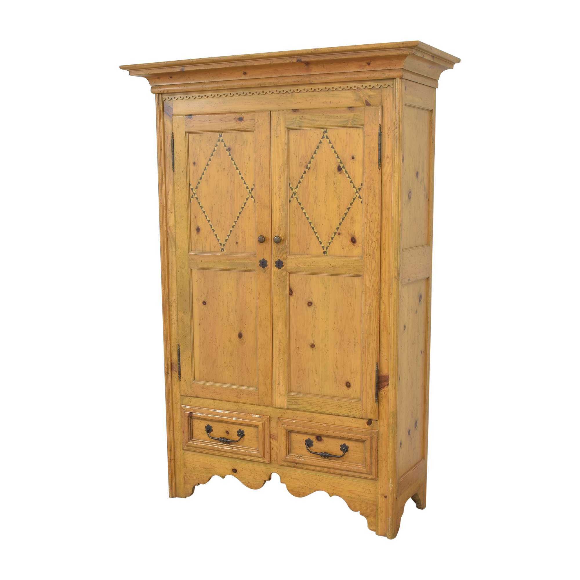 Milling Road for Baker Furniture Armoire / Wardrobes & Armoires