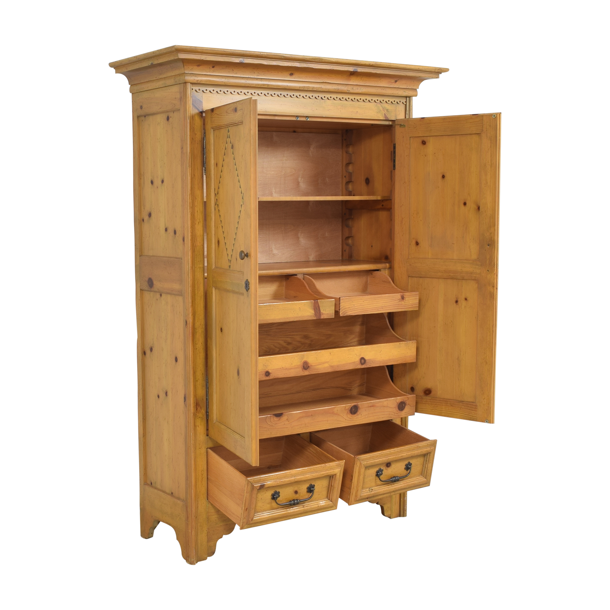 Milling Road for Baker Furniture Armoire / Storage