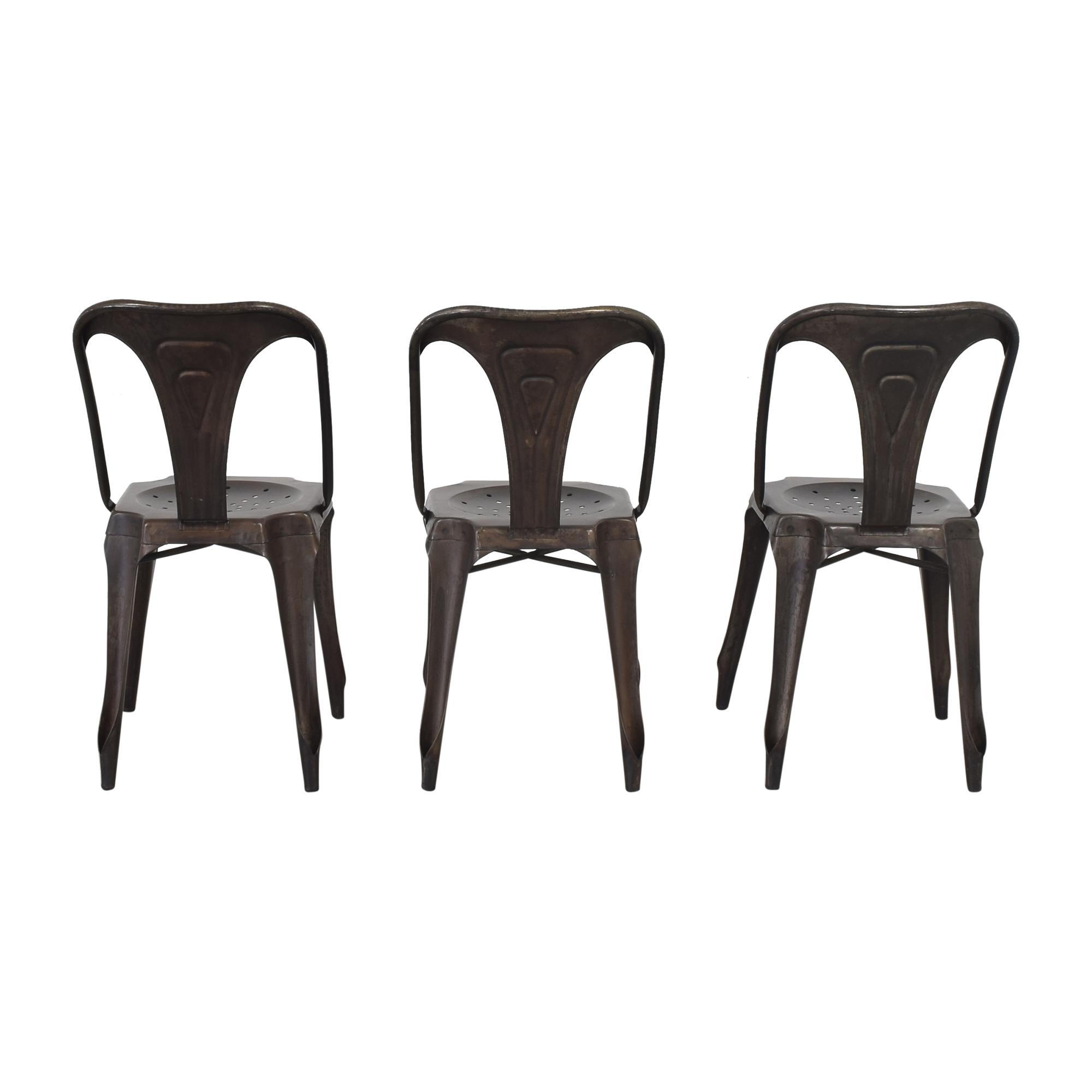 Maison du Monde Maison du Monde MULTIPL's Industrial Chairs nyc