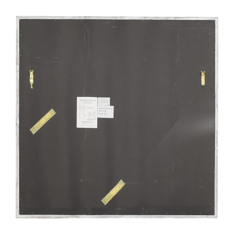 Howard Elliott Collection Bamboo-Style Wall Mirror sale
