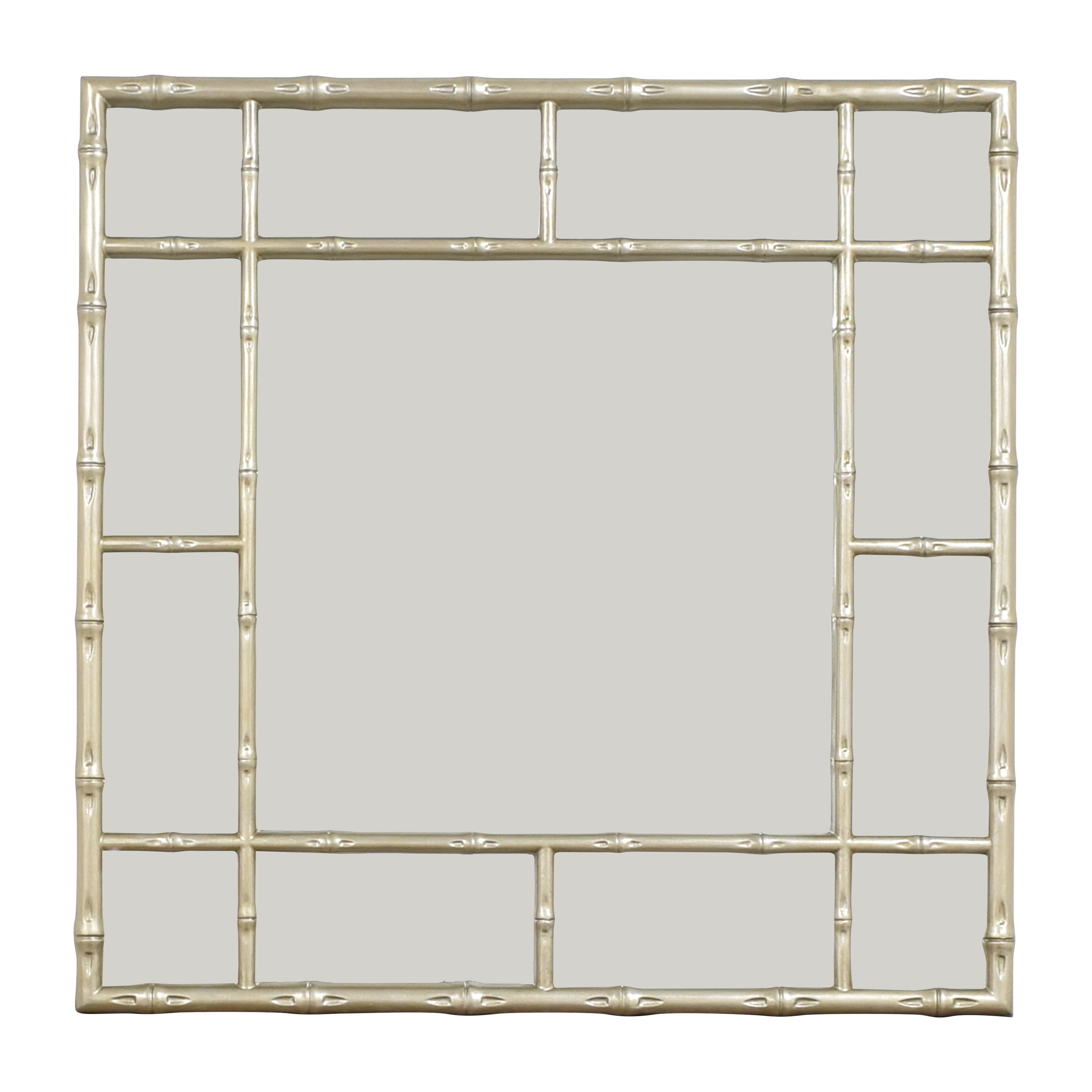 Howard Elliott Collection Howard Elliott Collection Bamboo-Style Wall Mirror ct