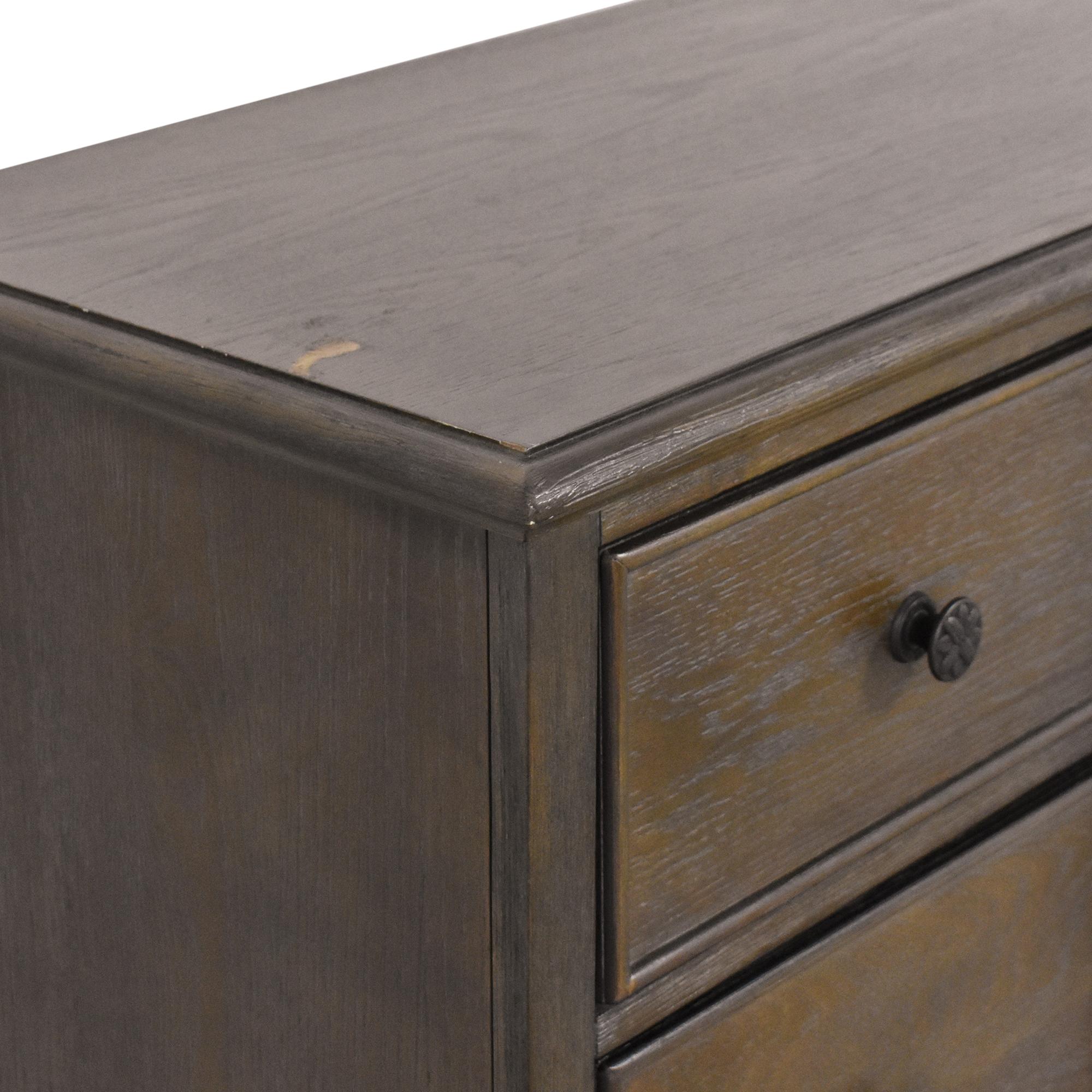 Acme Acme Baudouin Nine Drawer Dresser for sale