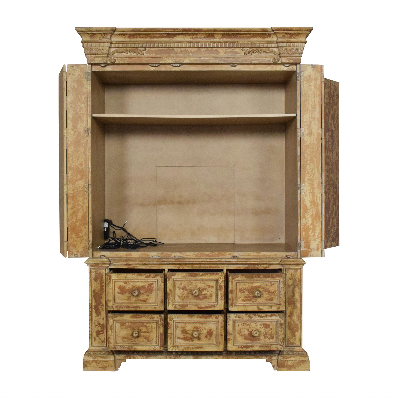 shop Century Furniture Devonshire Armoire Century Furniture Wardrobes & Armoires