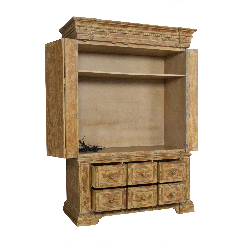 Century Furniture Century Furniture Devonshire Armoire on sale