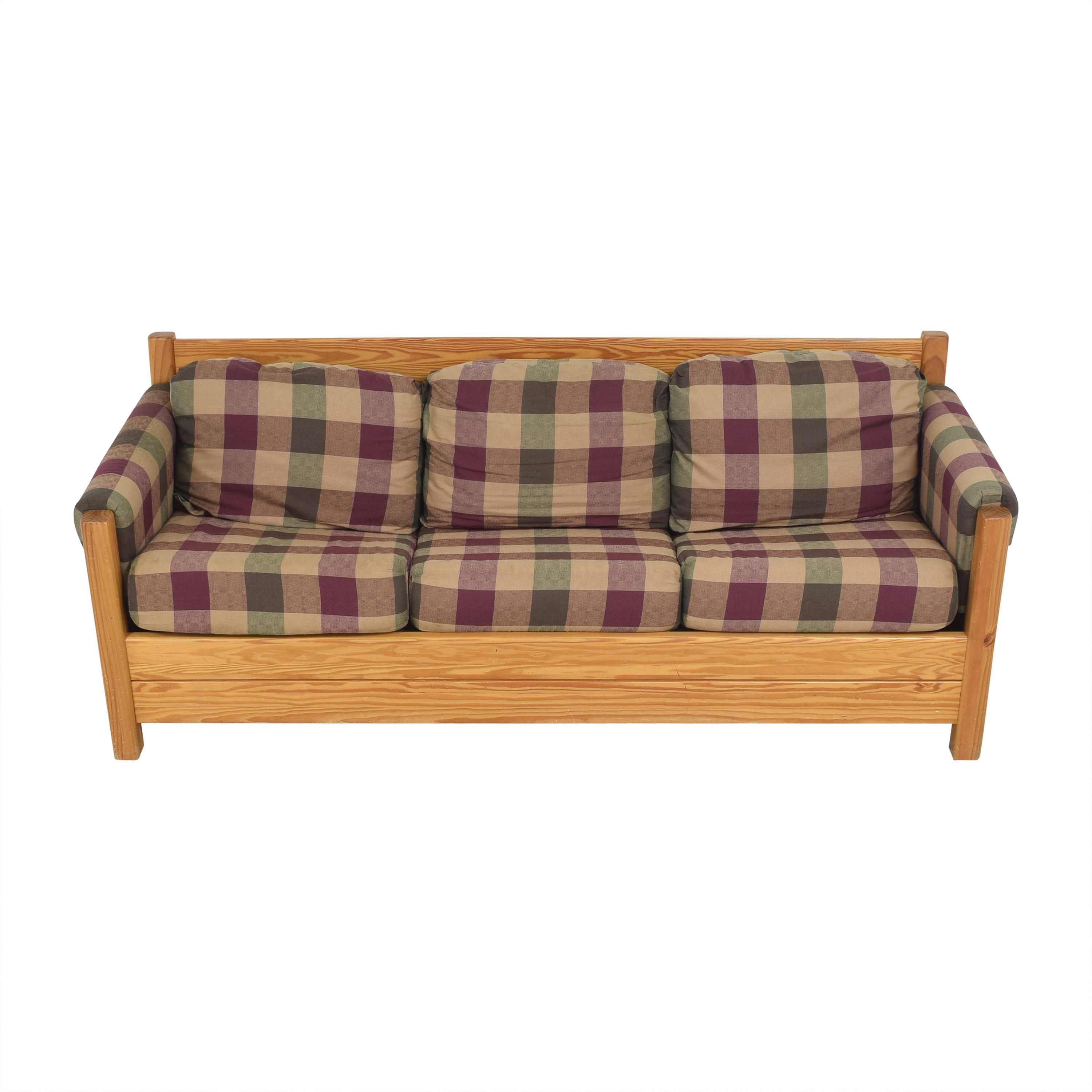 This End Up This End Up Sleeper Sofa ma