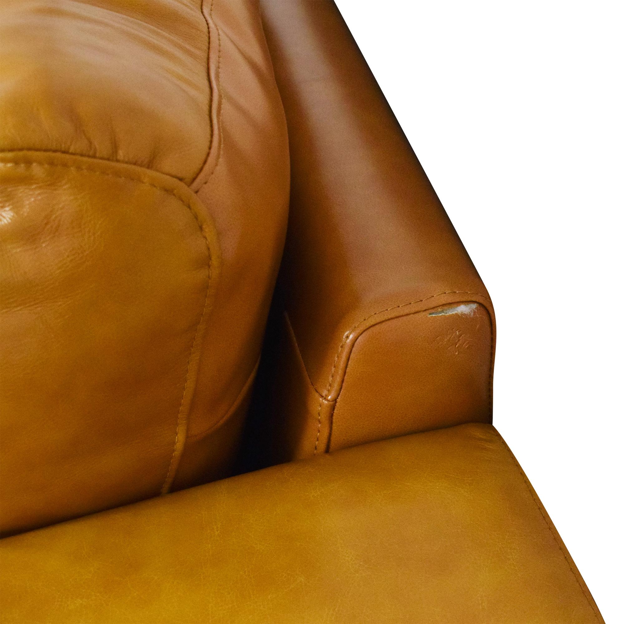 Wayfair Wayfair Modern Two Cushion Sofa for sale