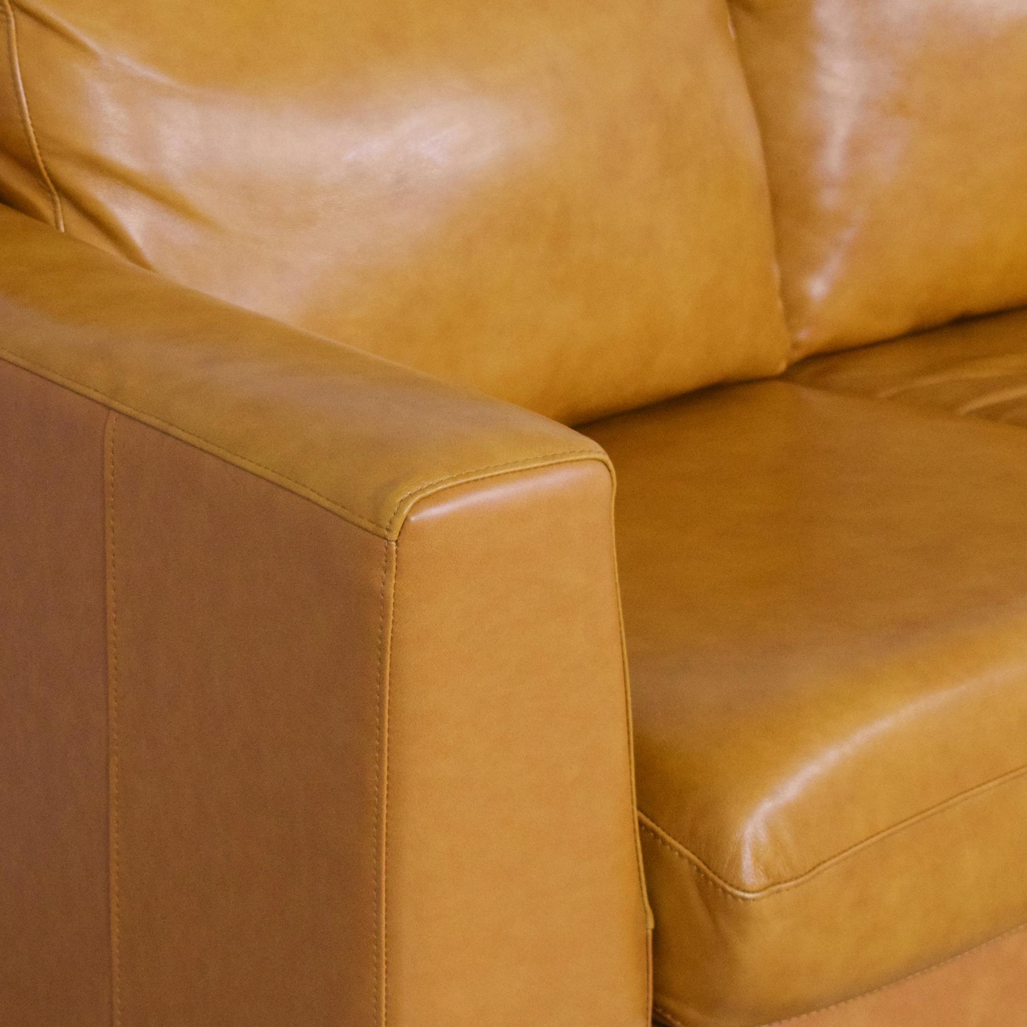shop Wayfair Modern Two Cushion Sofa Wayfair Classic Sofas