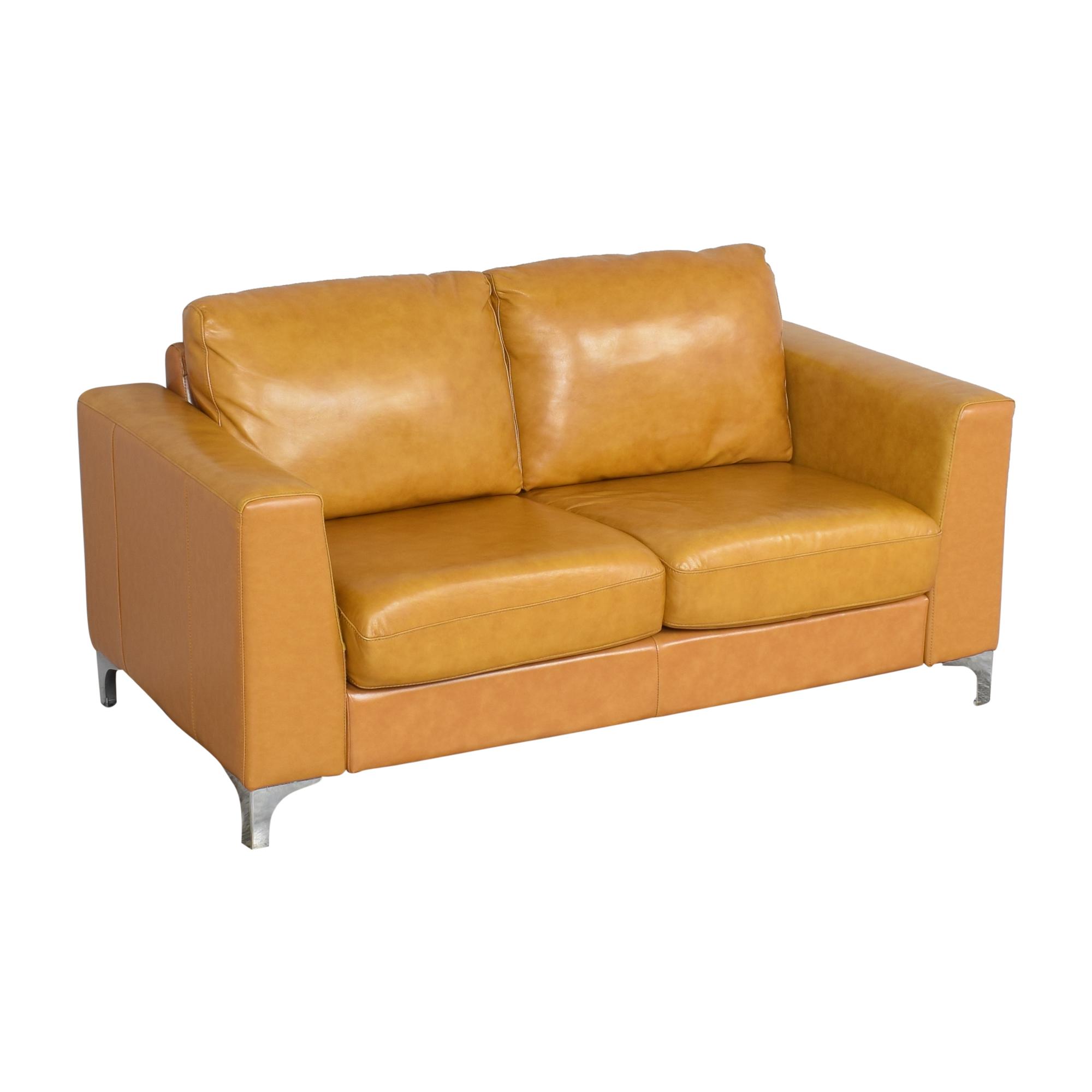 Wayfair Wayfair Modern Two Cushion Sofa second hand