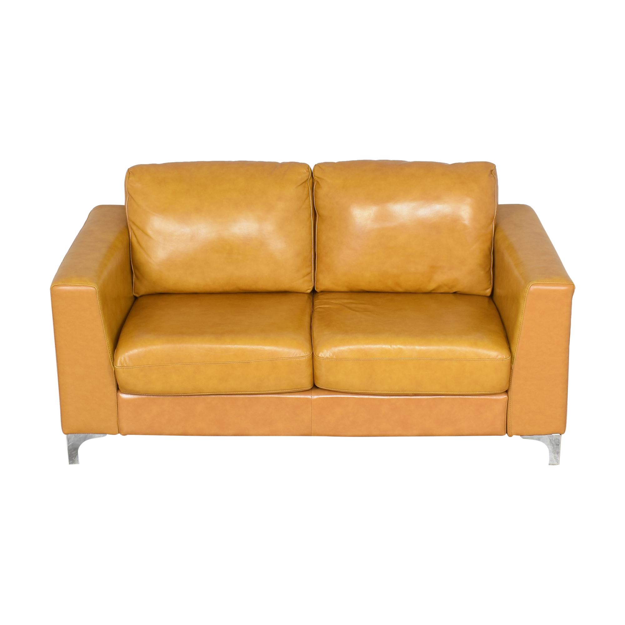 Wayfair Wayfair Modern Two Cushion Sofa ct