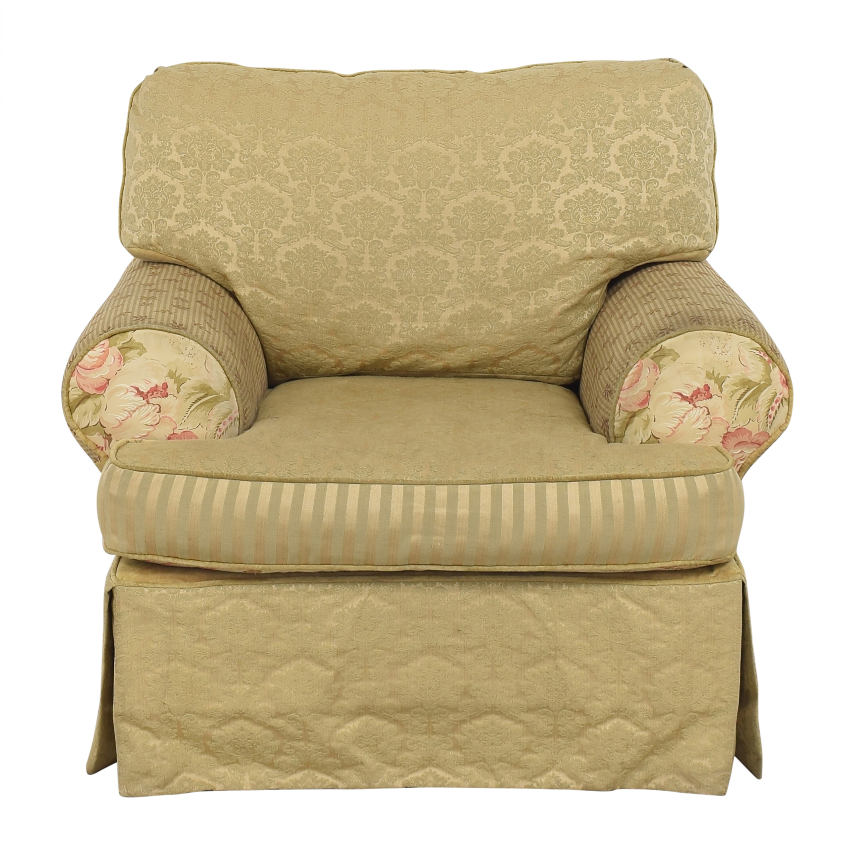 Alexvale Alexvale Floral Accent Chair coupon