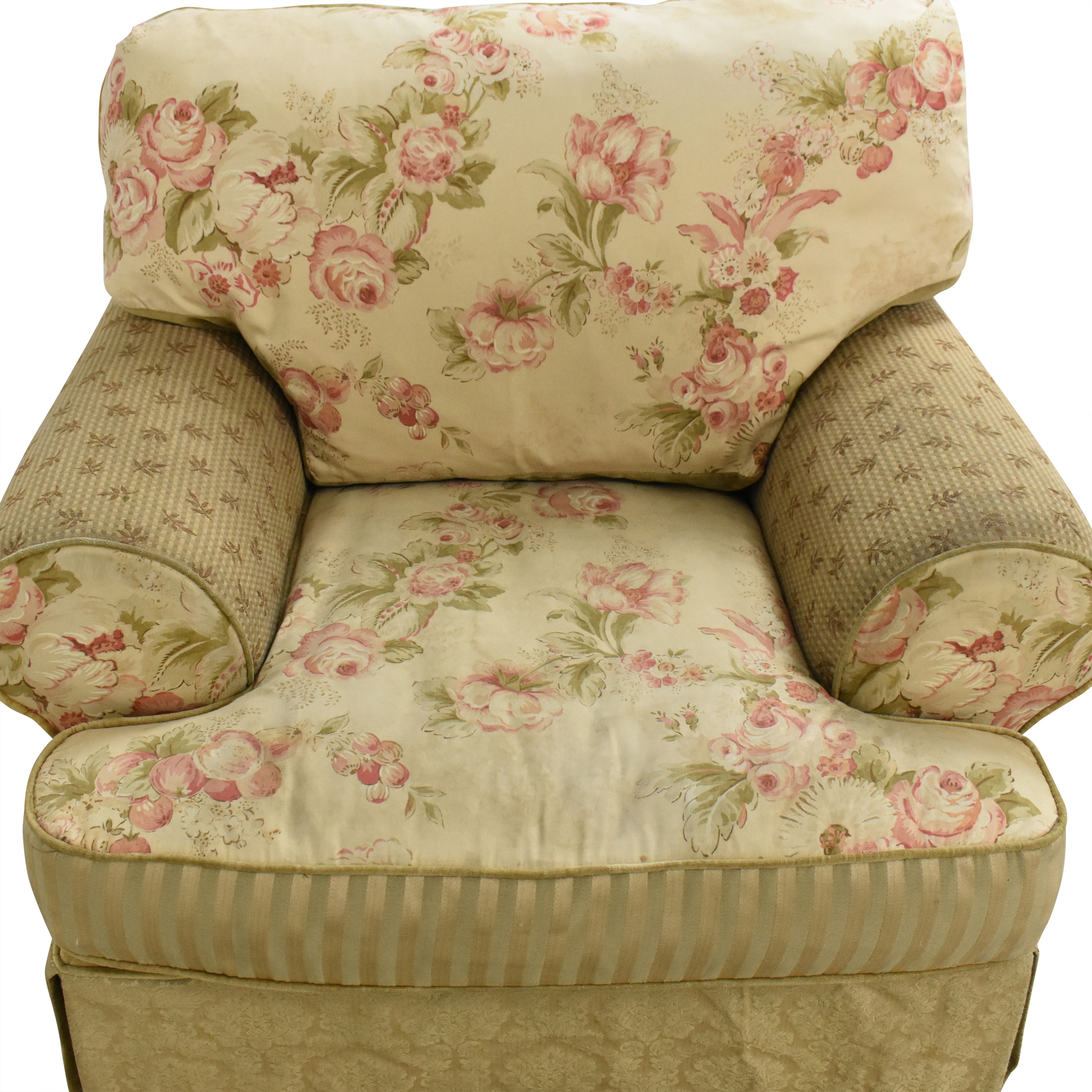 Alexvale Alexvale Floral Accent Chair for sale