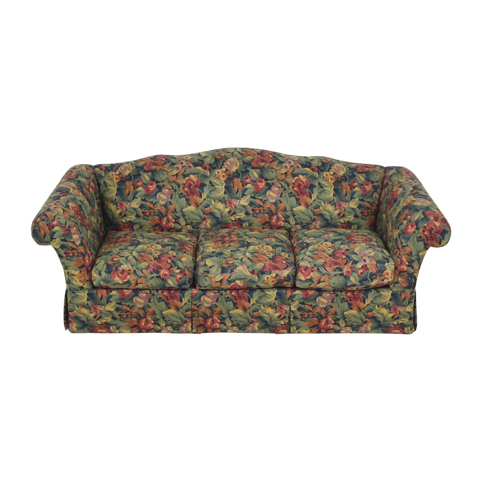 buy Floral Three Cushion Sofa  Classic Sofas