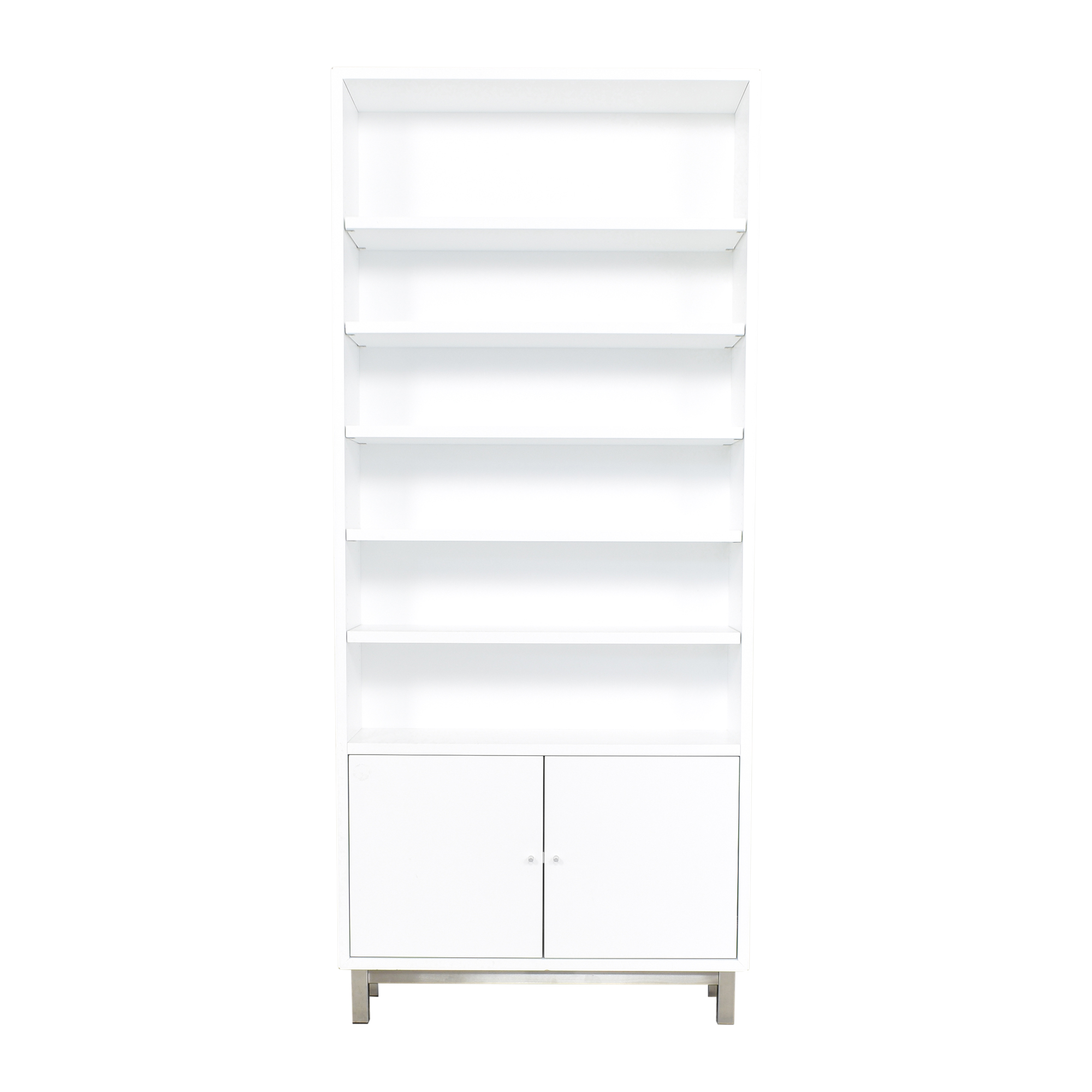 Room & Board Room & Board Copenhagen Two-Door Bookcase Storage