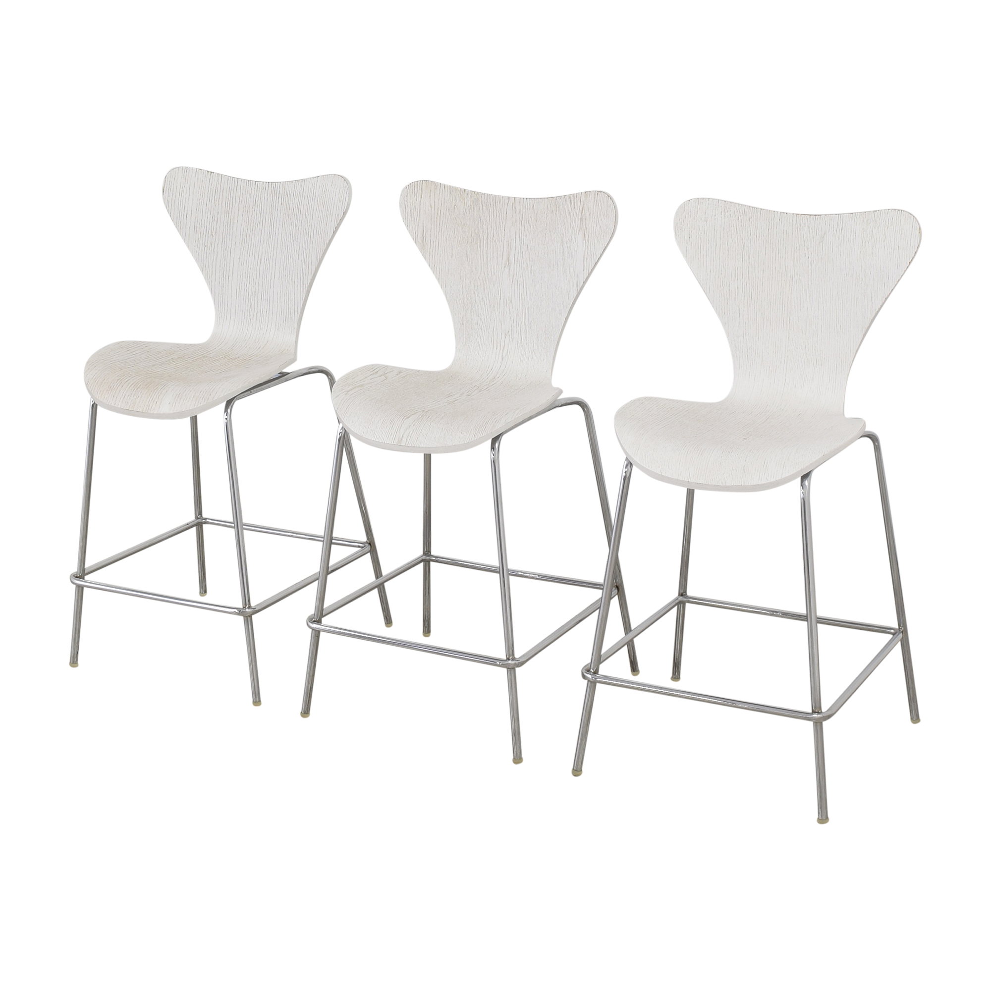 Restoration Hardware Restoration Hardware Magnus Counter Stools Chairs