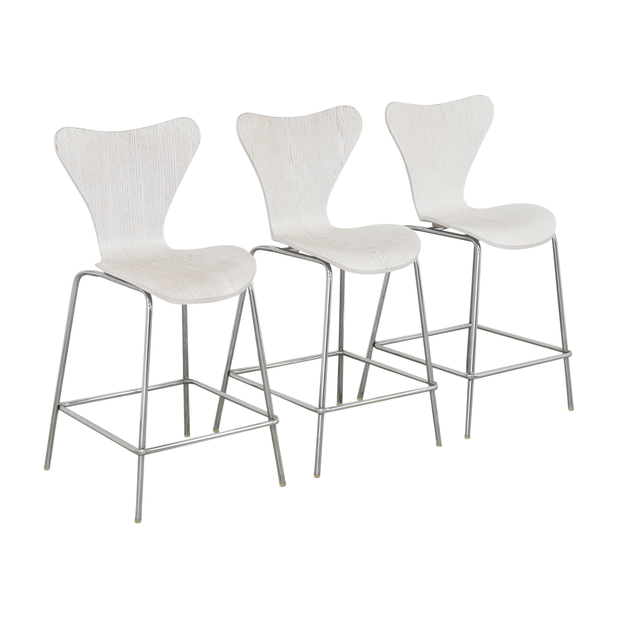 Restoration Hardware Restoration Hardware Magnus Counter Stools discount