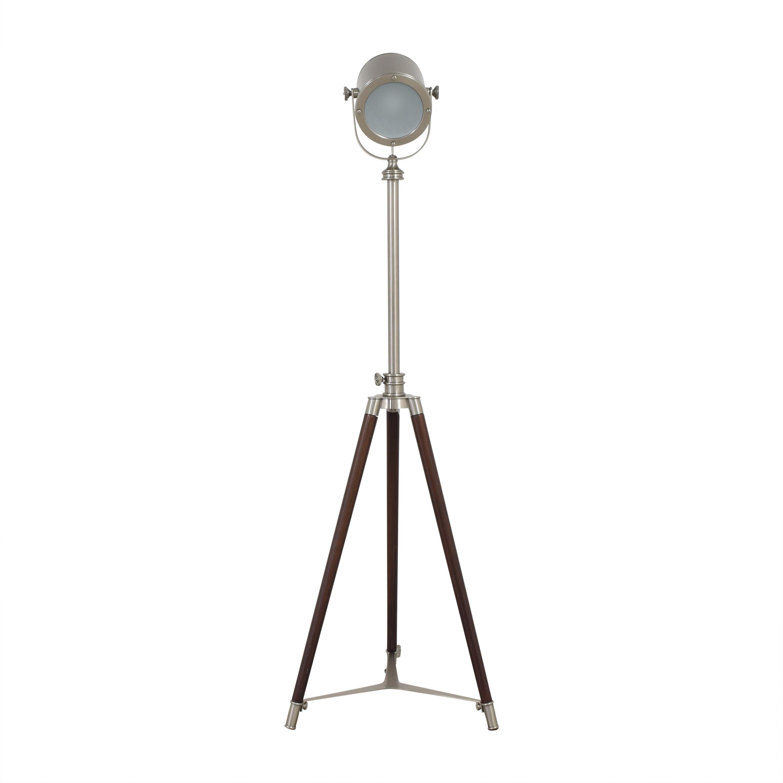 Pottery Barn Pottery Barn Photographers Adjustable Tripod Floor Lamp nj