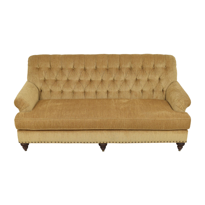 buy Highland House Furniture Tufted Sofa Highland House Furniture Classic Sofas