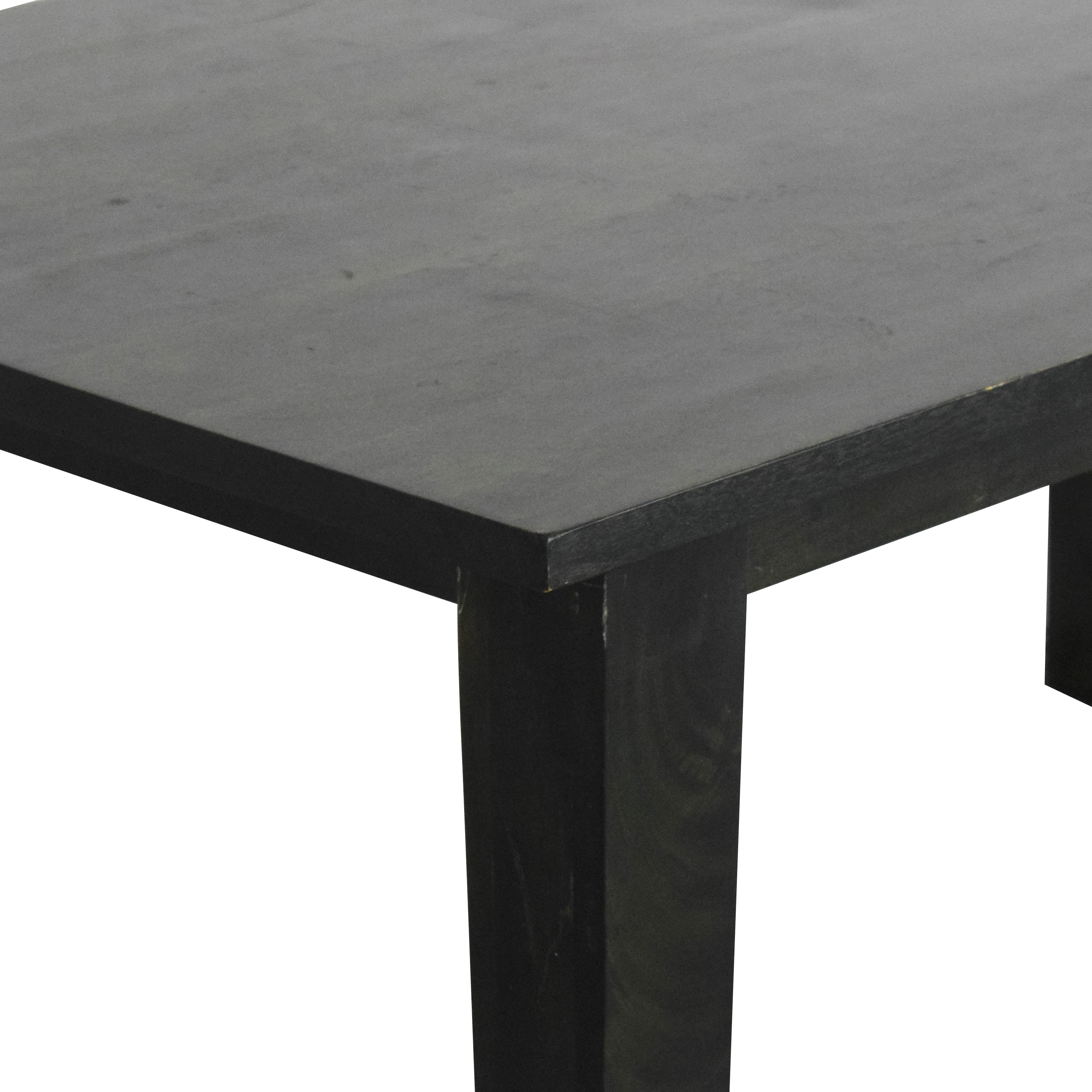 Crate & Barrel Basque Dining Table / Dinner Tables