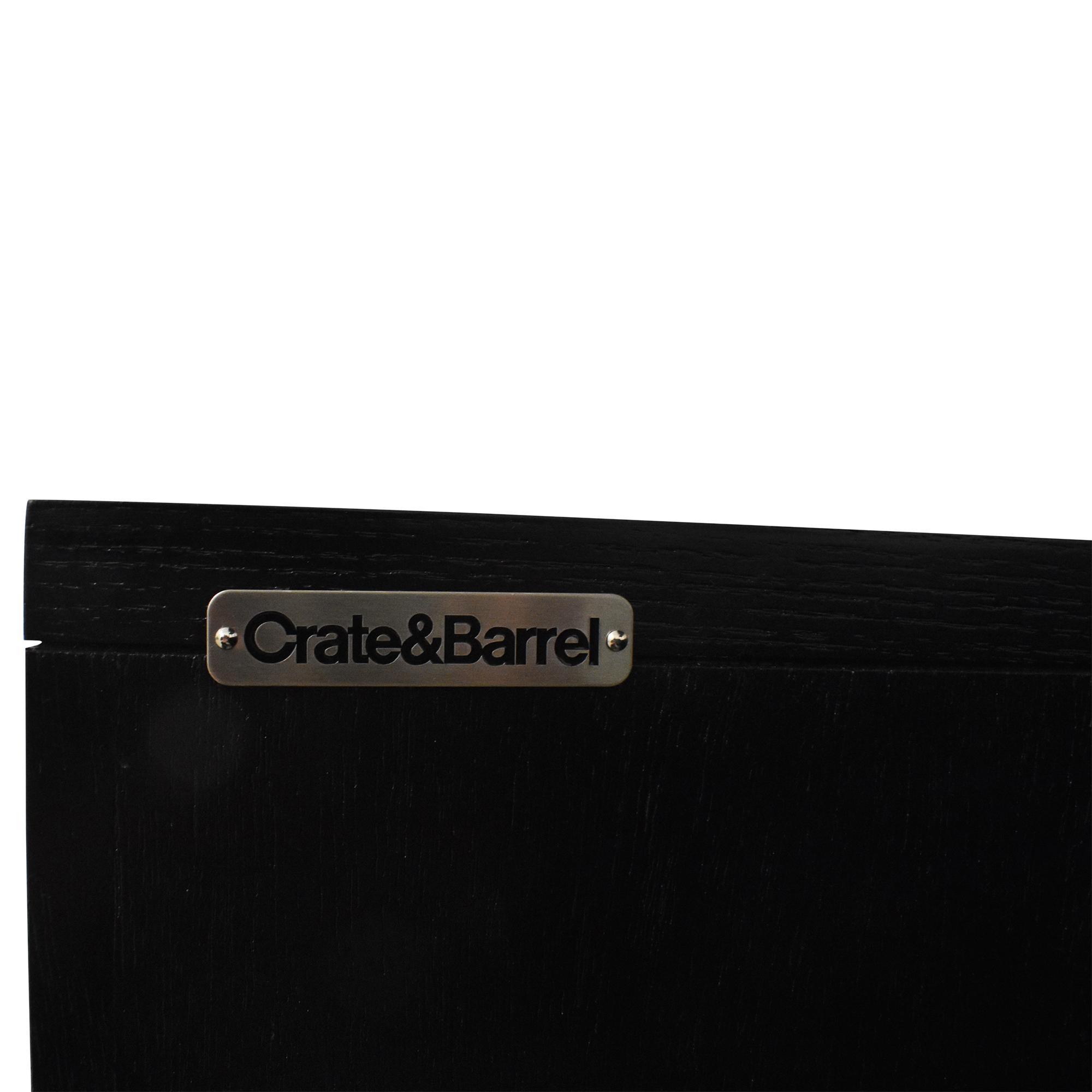 Crate & Barrel Crate & Barrel Spotlight Bookcase nj