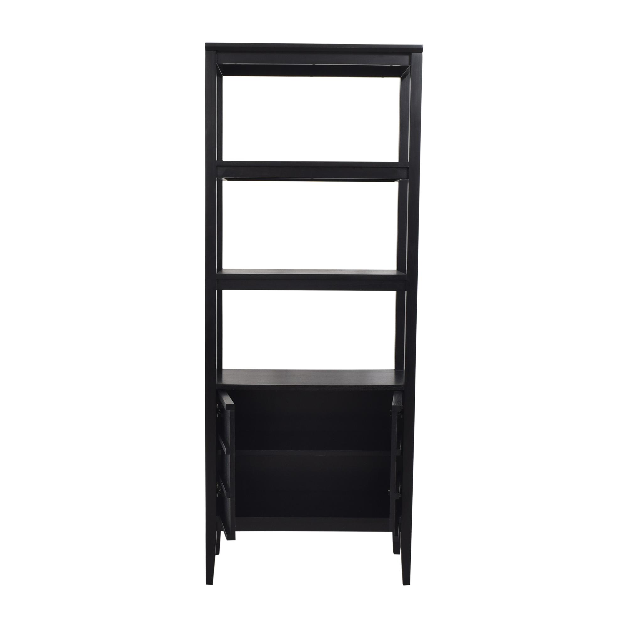 Crate & Barrel Crate & Barrel Spotlight Bookcase Bookcases & Shelving