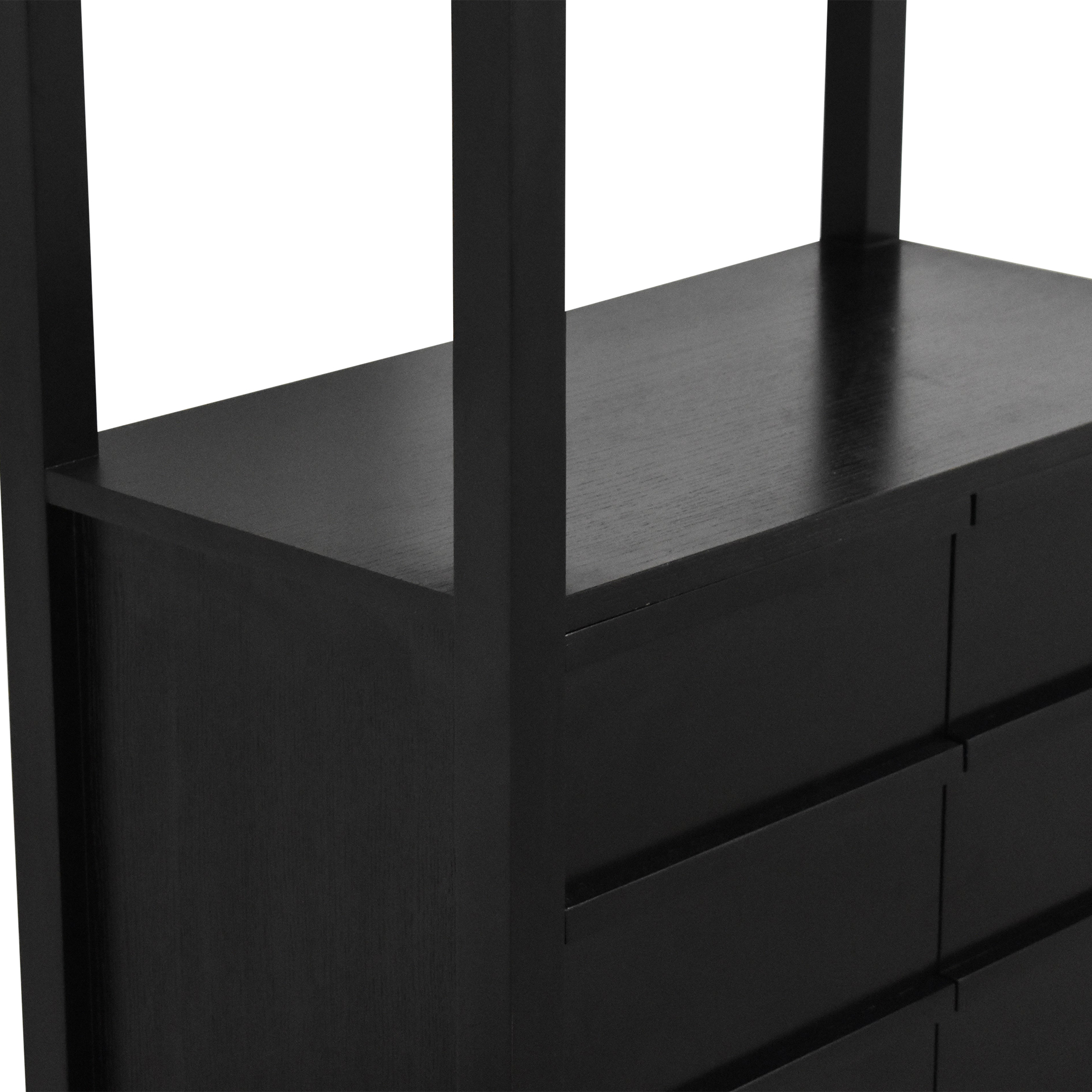 Crate & Barrel Crate & Barrel Spotlight Bookcase for sale