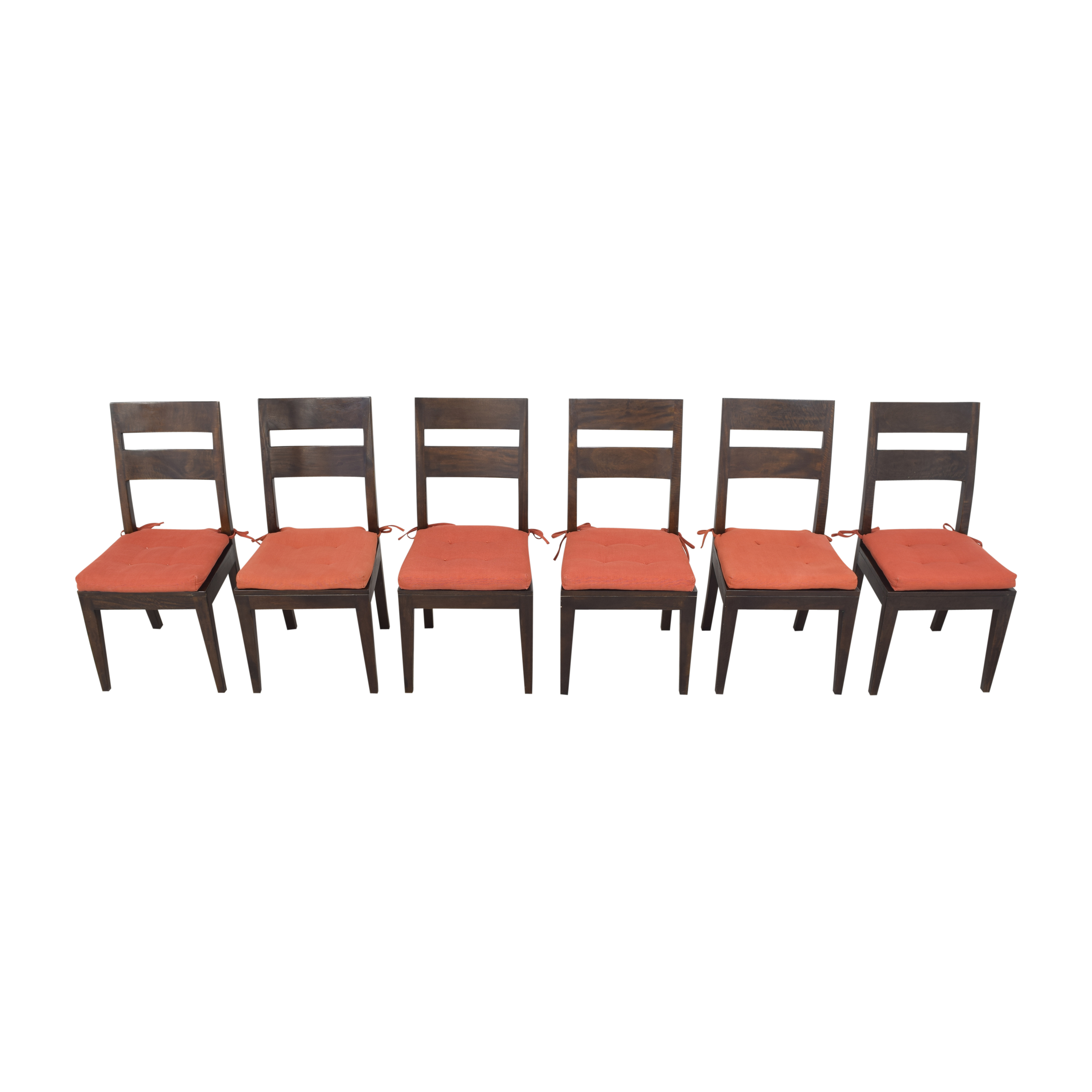 Crate & Barrel Crate & Barrel Basque Dining Side Chairs ma