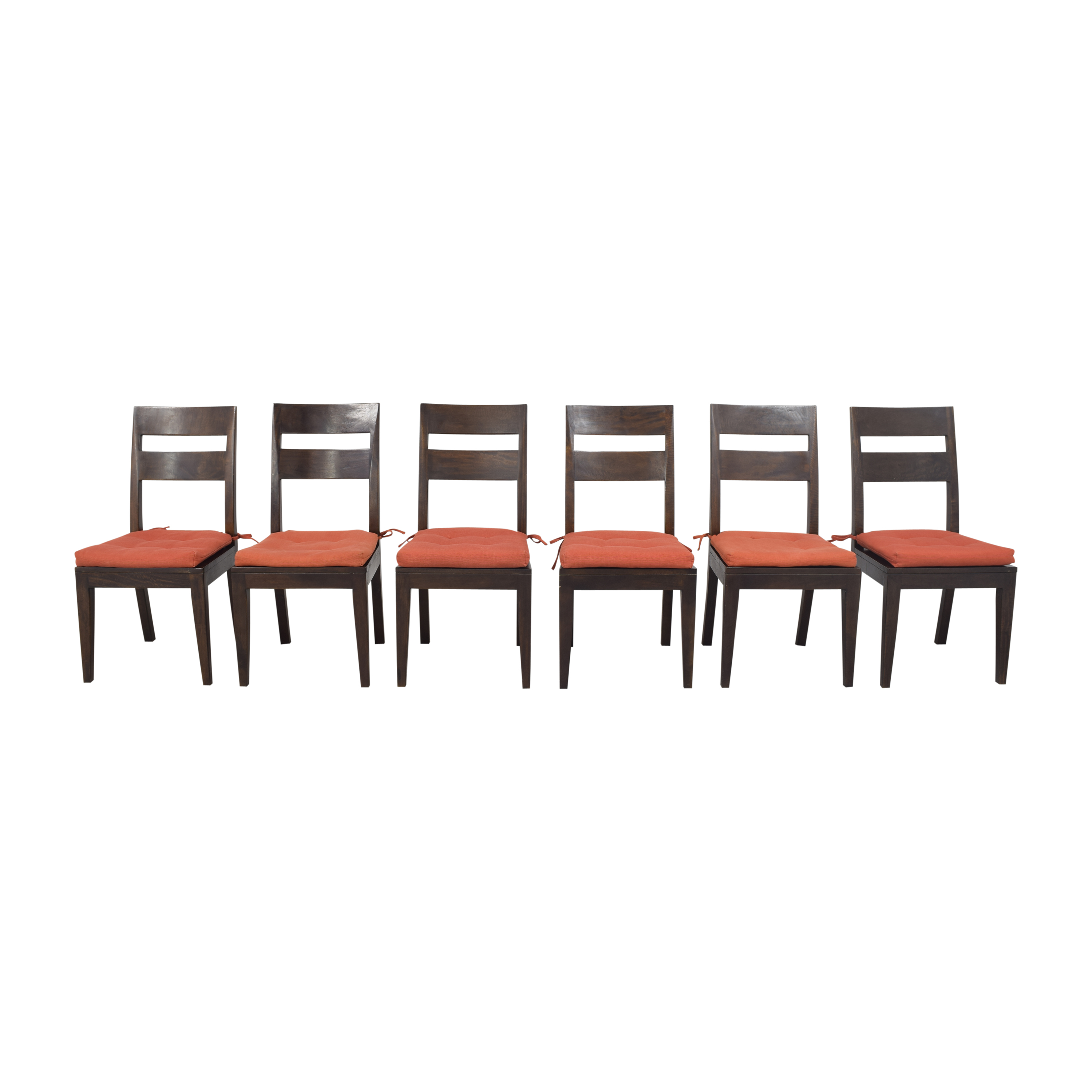 Crate & Barrel Crate & Barrel Basque Dining Side Chairs
