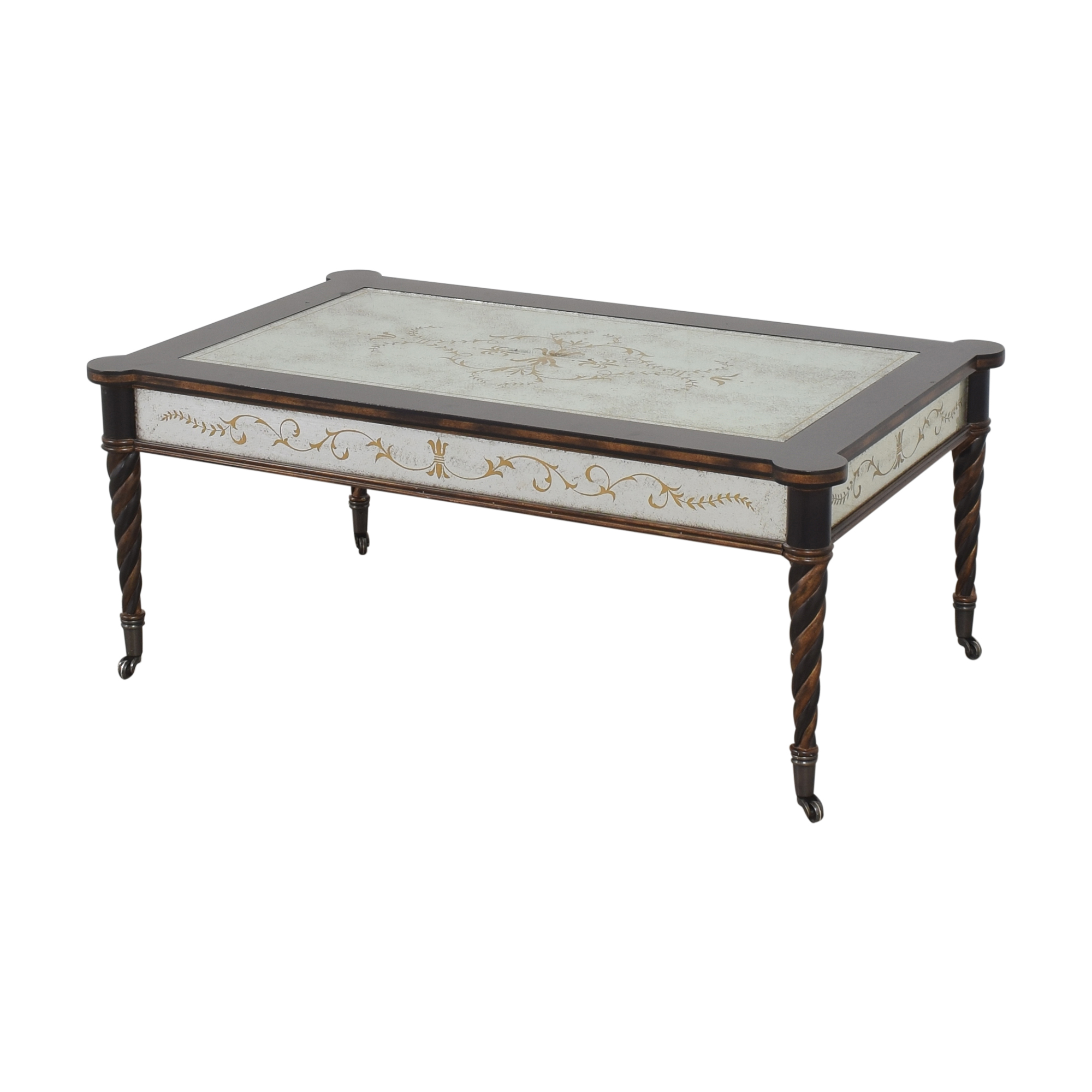 Drexel Heritage Drexel Heritage by Lillian August Brynmawr Cocktail Table Coffee Tables