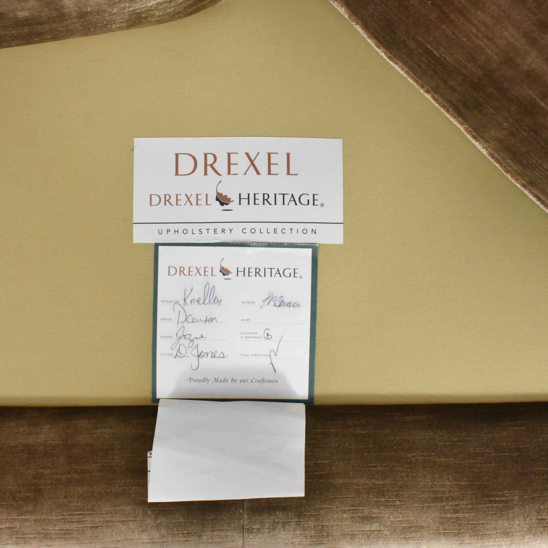 shop Drexel Heritage Camelback Sofa Drexel Heritage Sofas