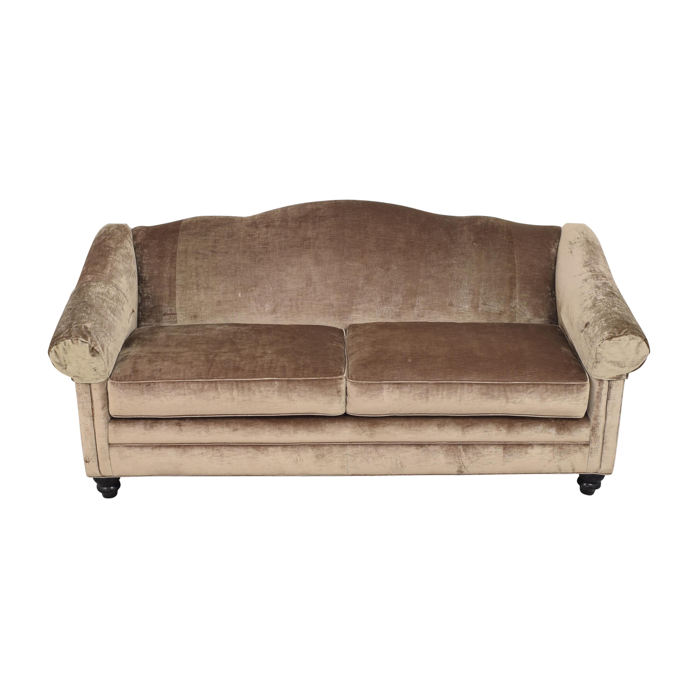 Drexel Heritage Drexel Heritage Camelback Sofa nj