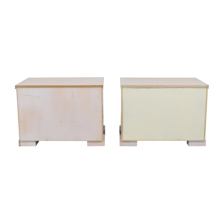 shop Custom Nightstands  Tables