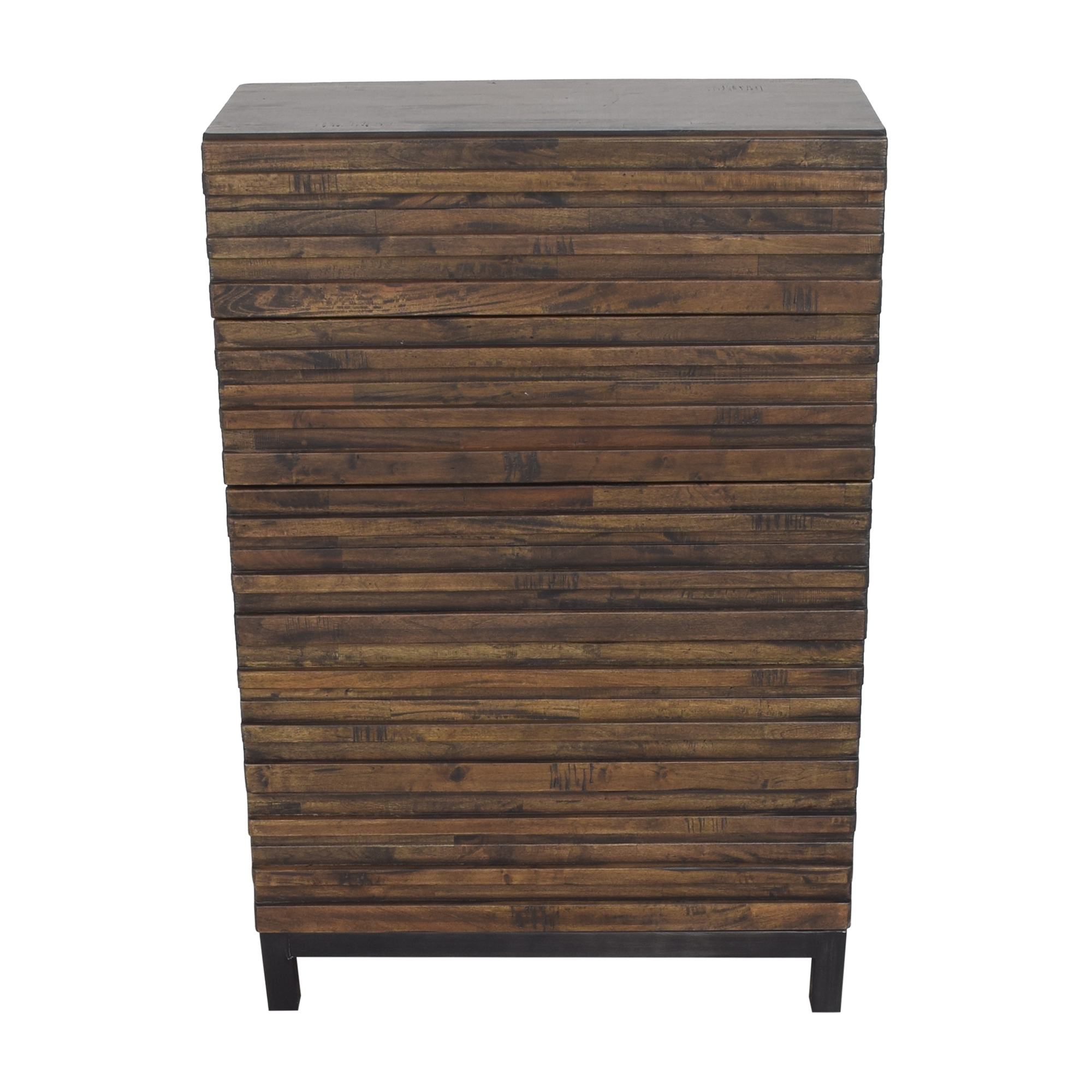 Raymour & Flanigan Raymour & Flanigan Five Drawer Chest ct