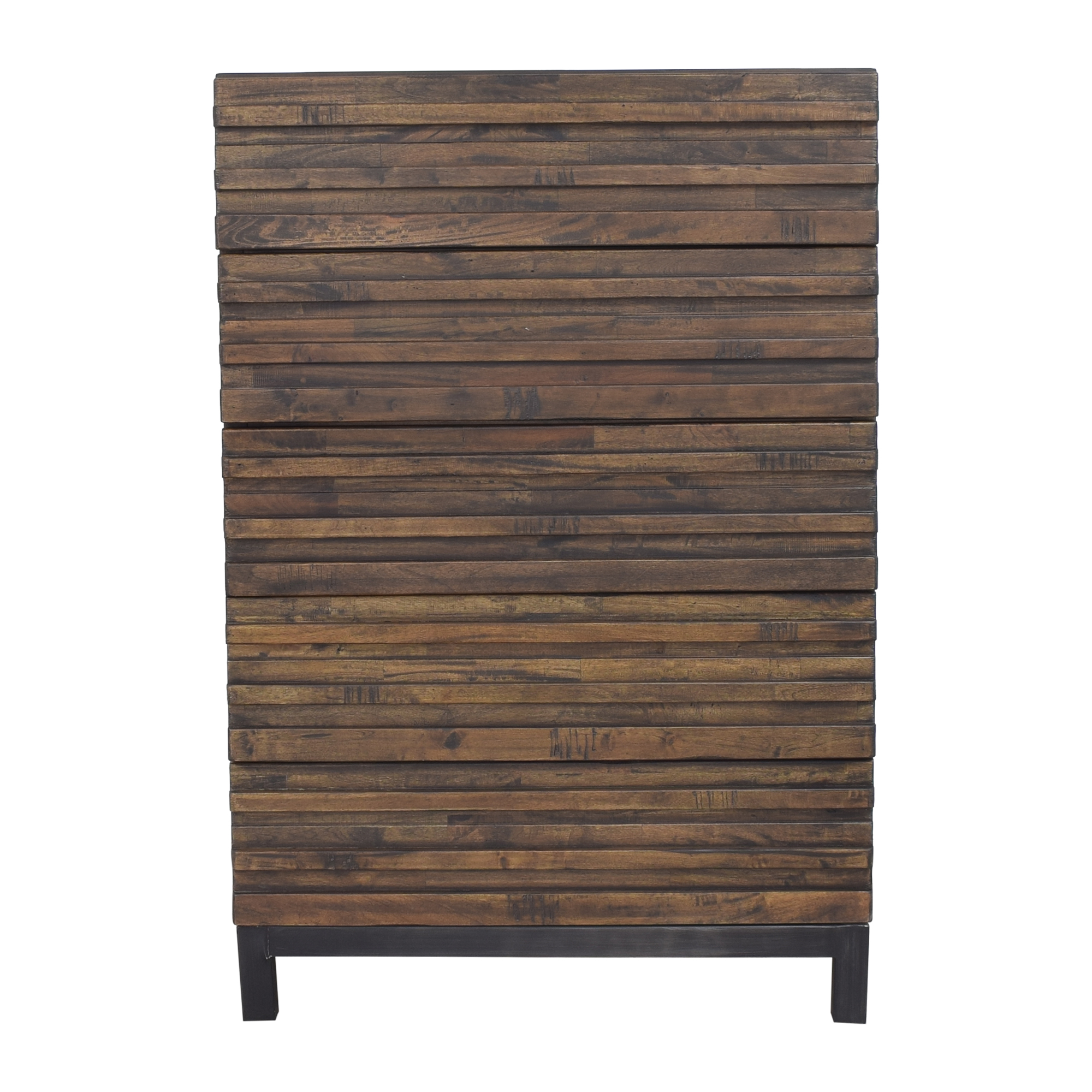 shop Raymour & Flanigan Raymour & Flanigan Five Drawer Chest online
