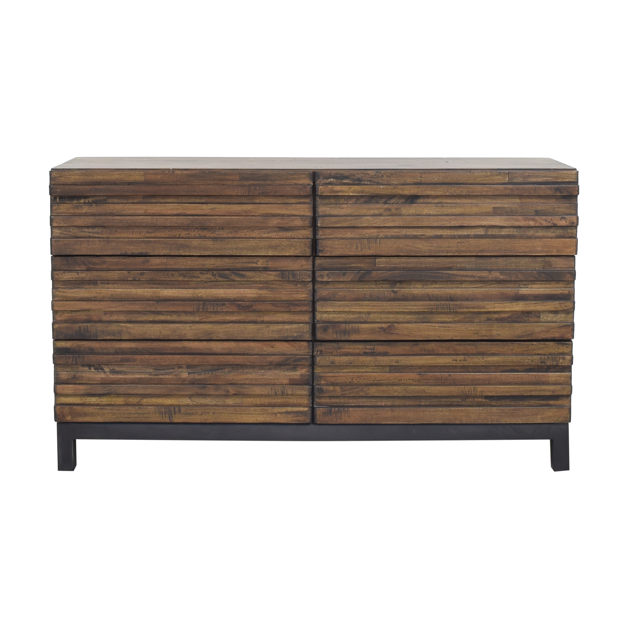 shop Raymour & Flanigan Double Dresser Raymour & Flanigan Storage
