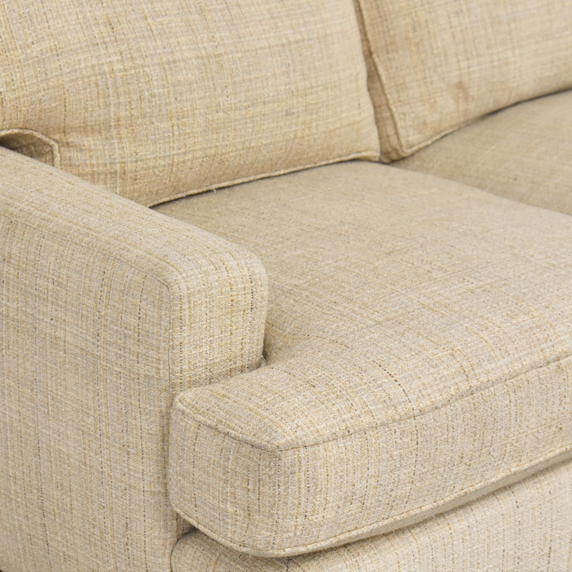 Baker Track Arm Sofa sale