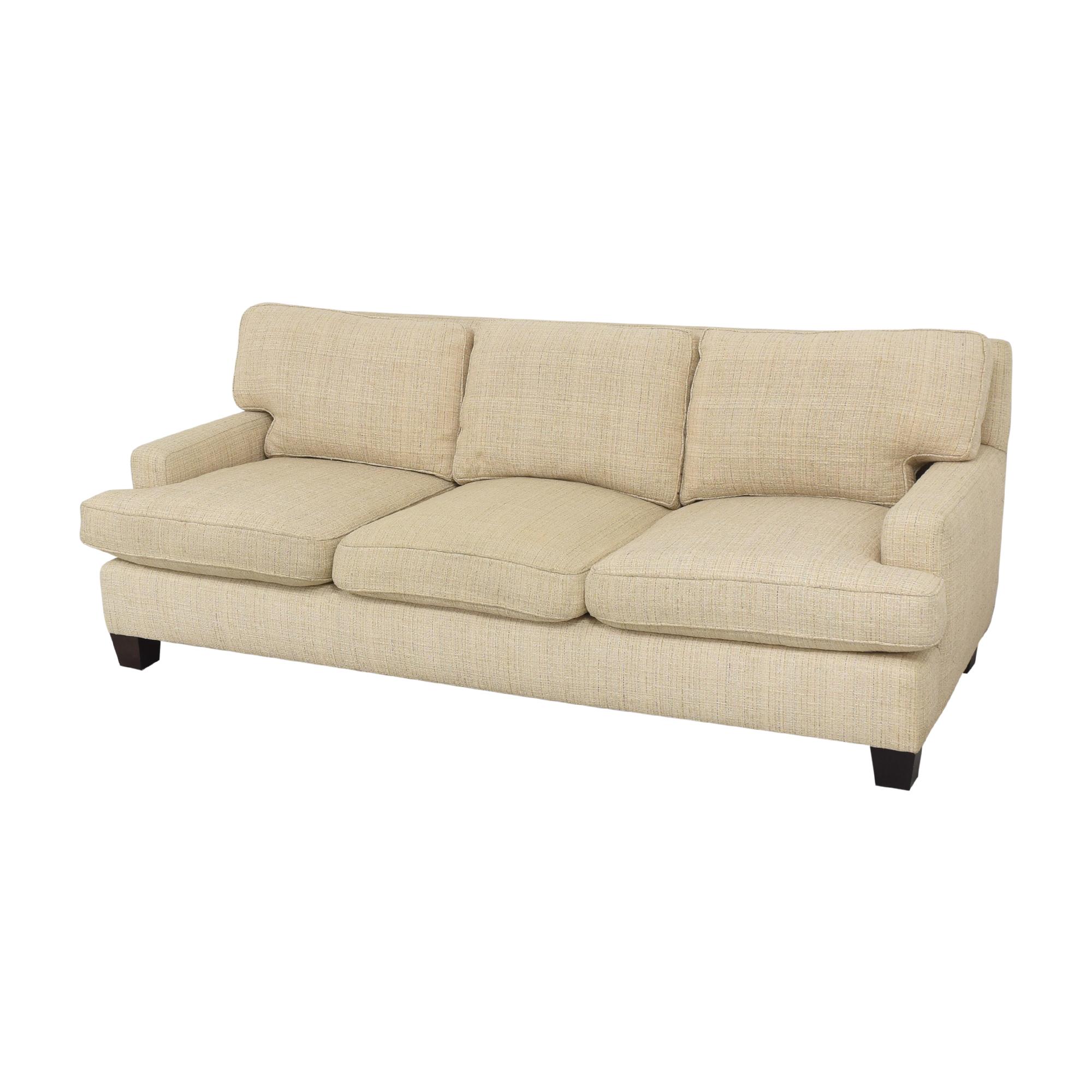 shop Baker Track Arm Sofa Baker Furniture