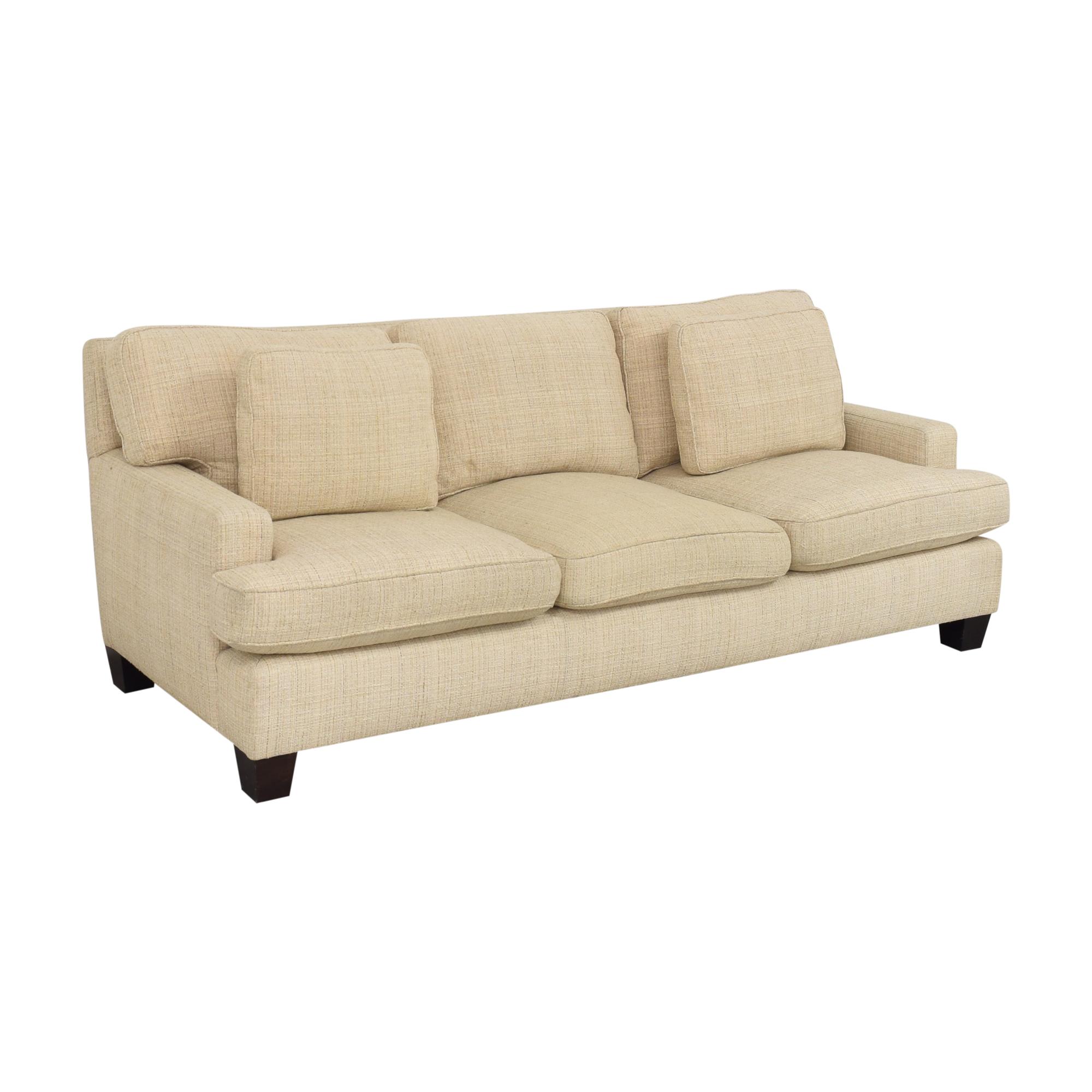buy Baker Track Arm Sofa Baker Furniture Classic Sofas