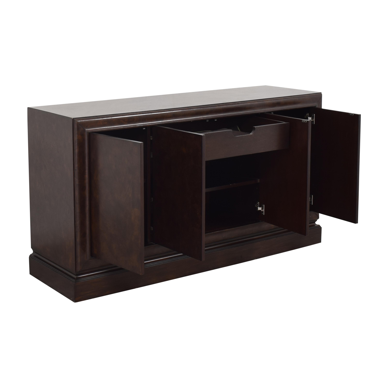 shop Ethan Allen Buffet Sideboard Ethan Allen Cabinets & Sideboards