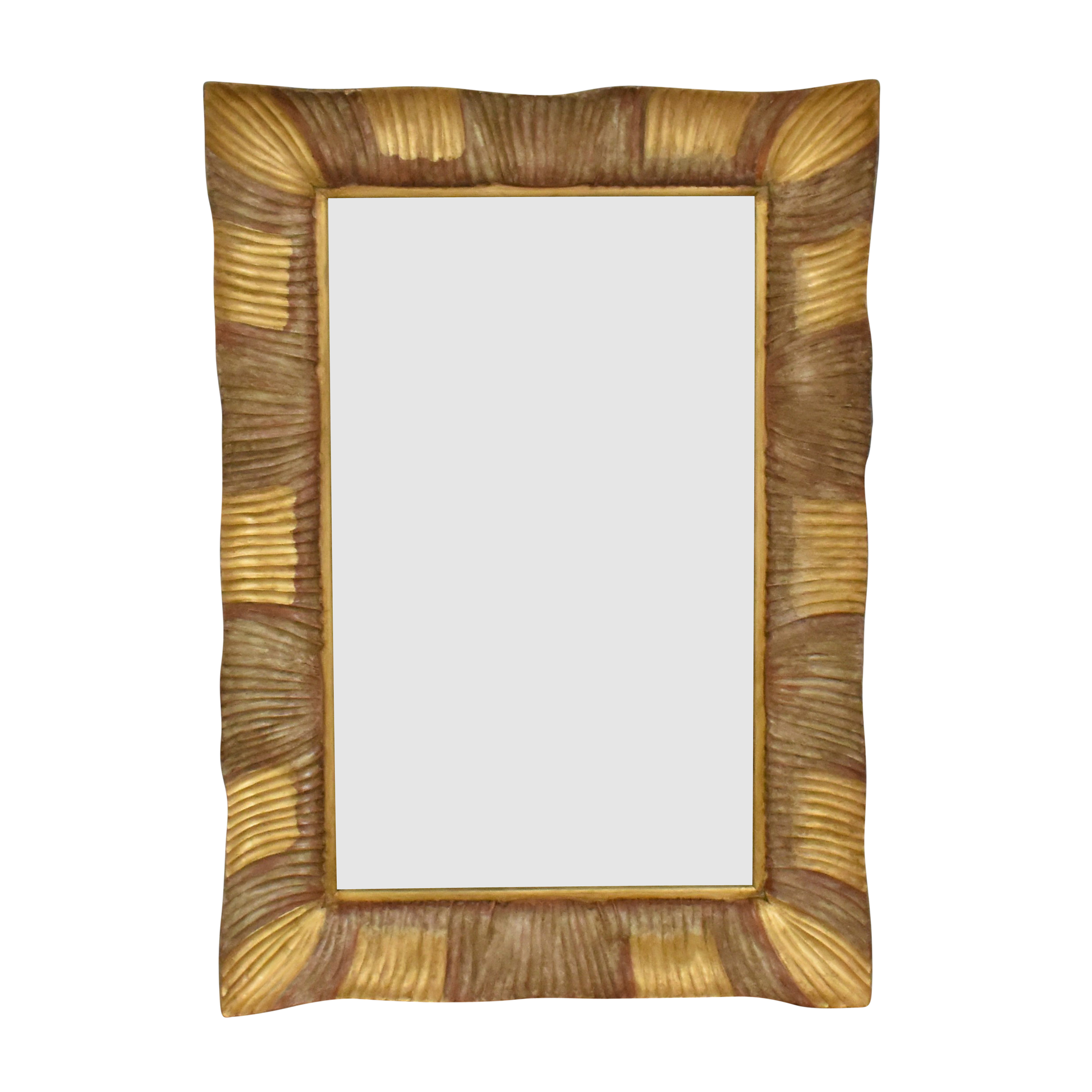 Framed Floor Mirror / Decor