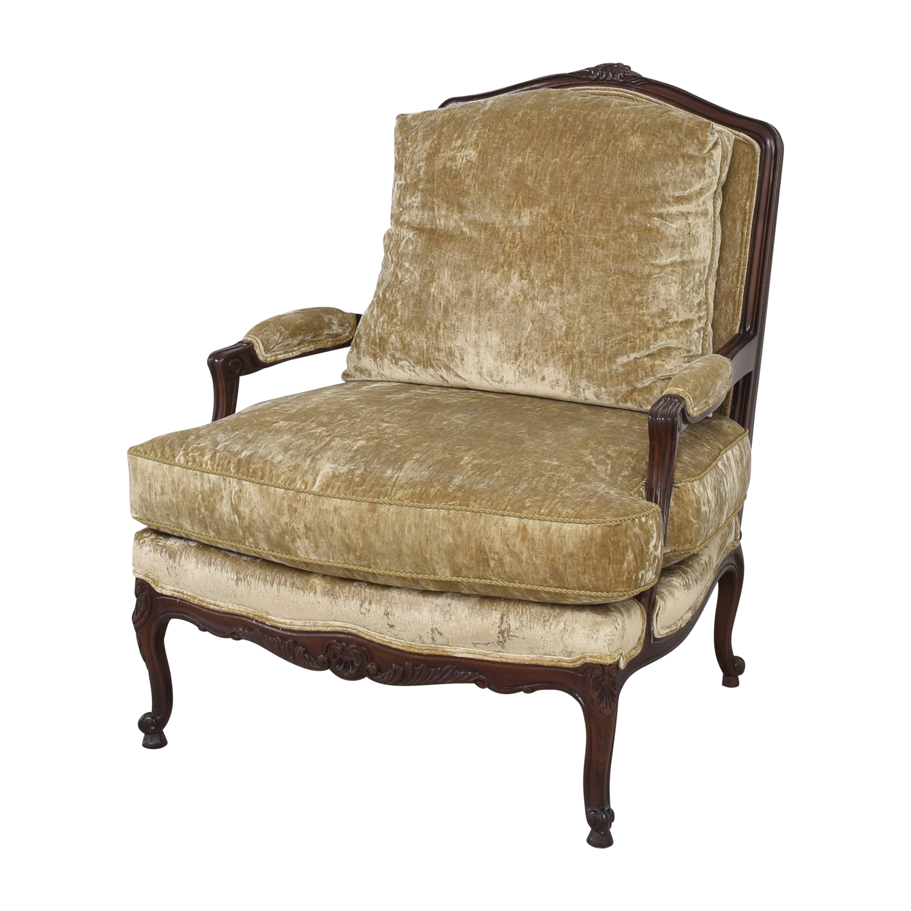 buy Sherrill Furniture Sherrill Custom Fauteuil Accent Chair online
