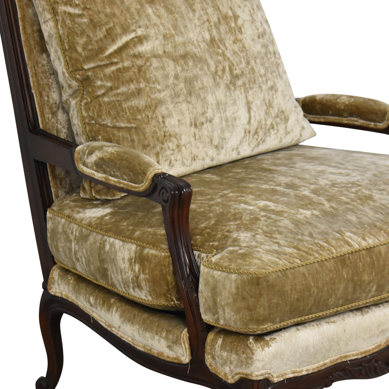 Sherrill Furniture Sherrill Custom Fauteuil Accent Chair