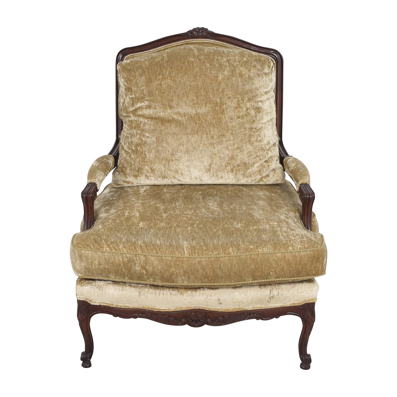 Sherrill Furniture Sherrill Custom Fauteuil Accent Chair nj