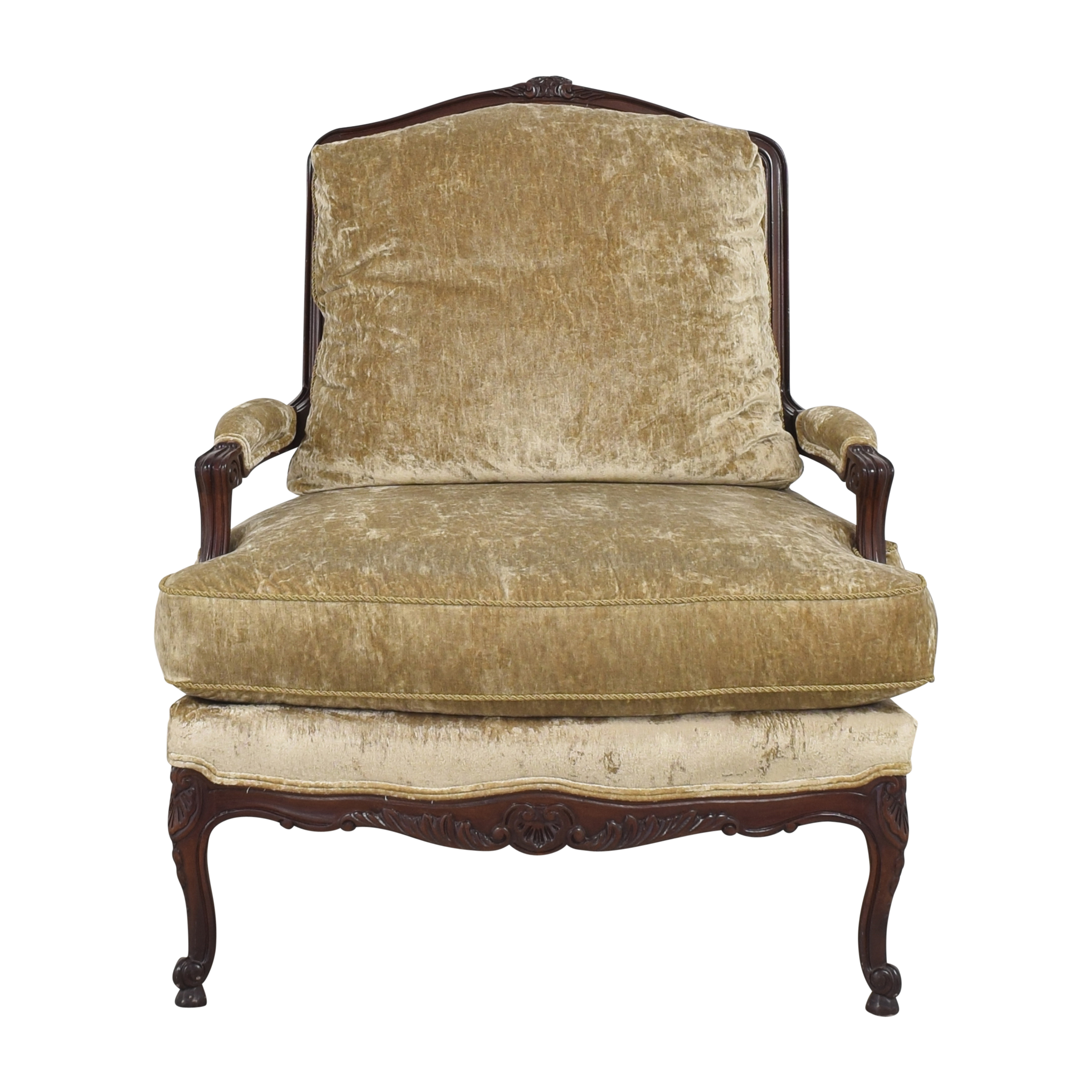 shop Sherrill Custom Fauteuil Accent Chair Sherrill Furniture